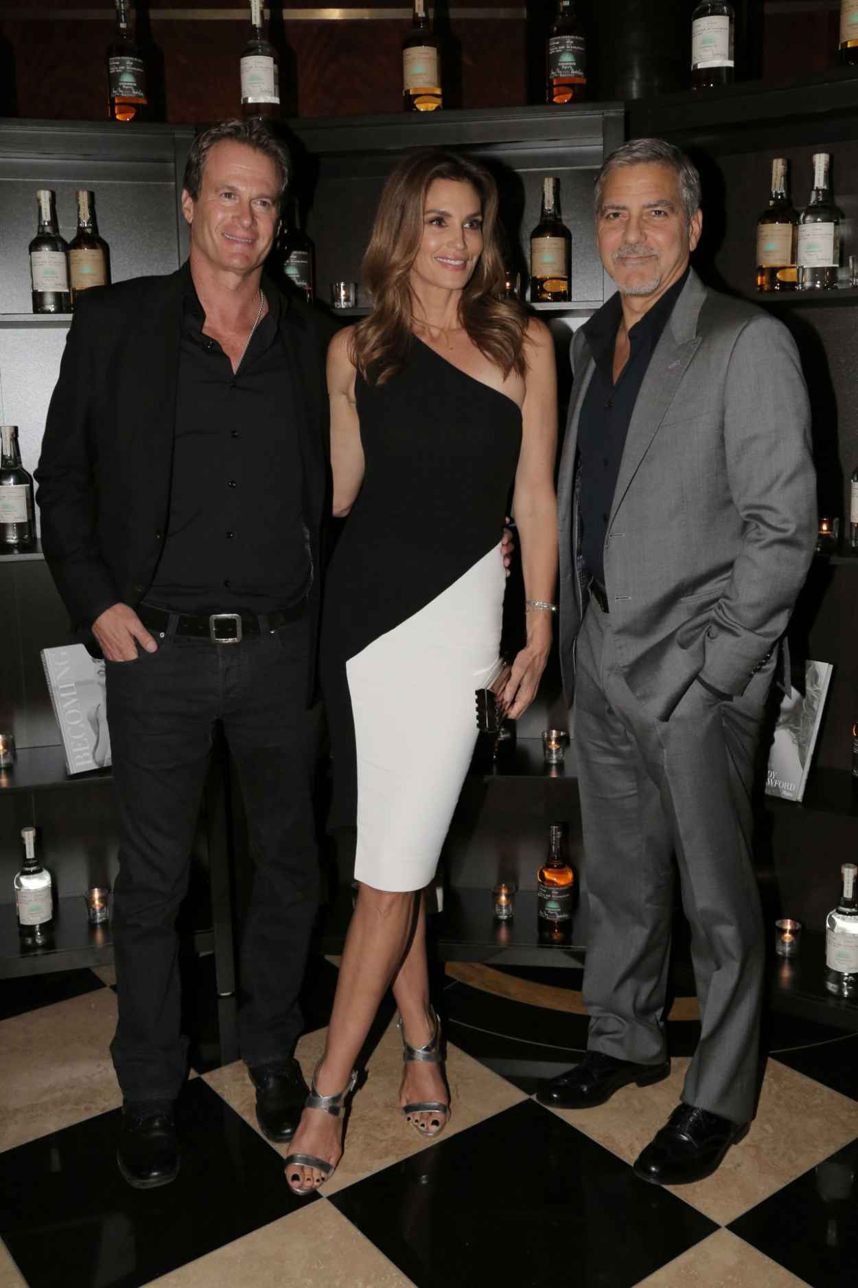 Cindy Crawford - at Her Becoming Book Launch in London, October 2015-2