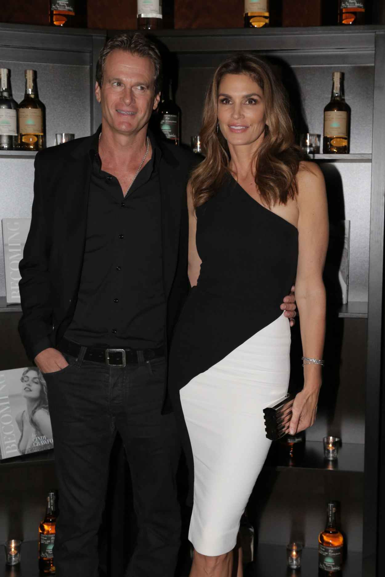 Cindy Crawford - at Her Becoming Book Launch in London, October 2015-3