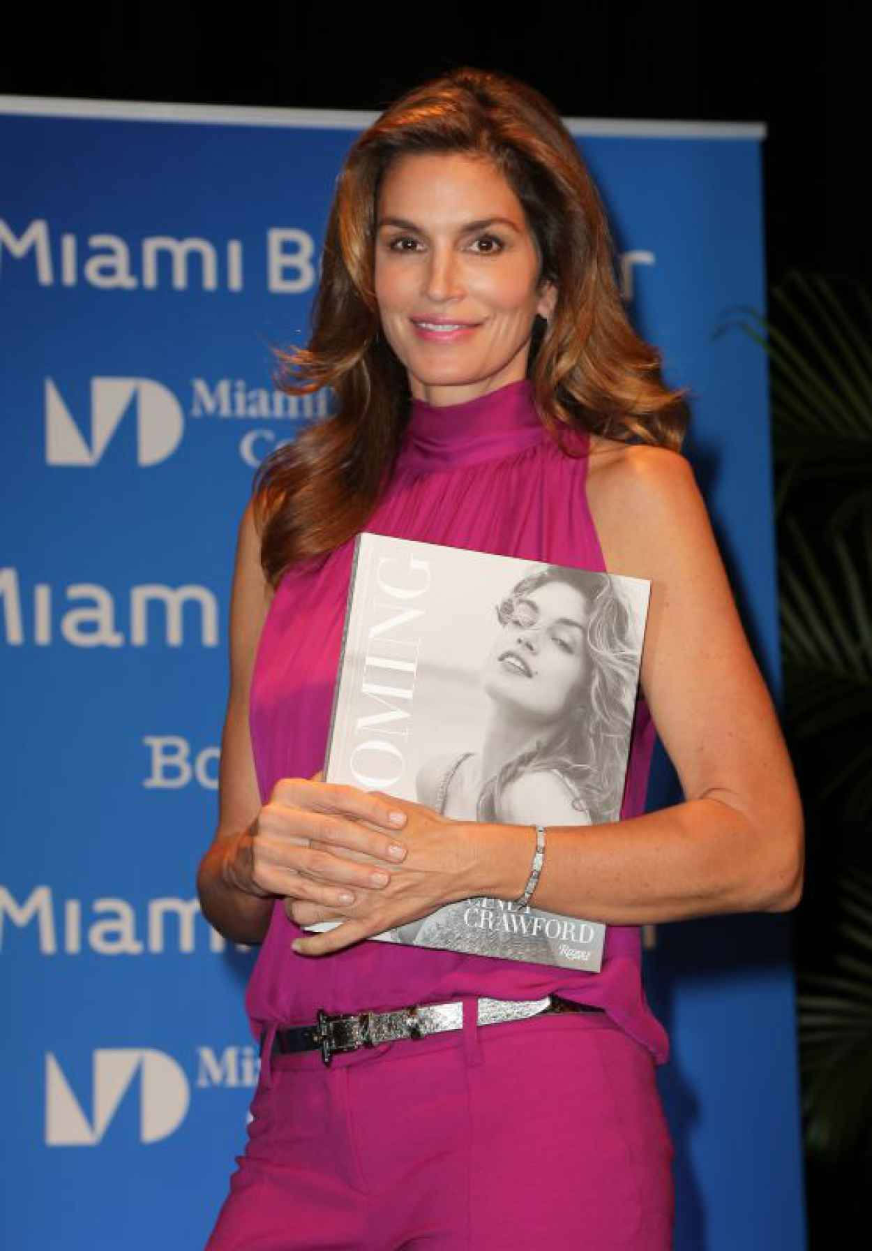 Cindy Crawford - Books and Books Presents an Evening With Cindy Crawford in Miami-1