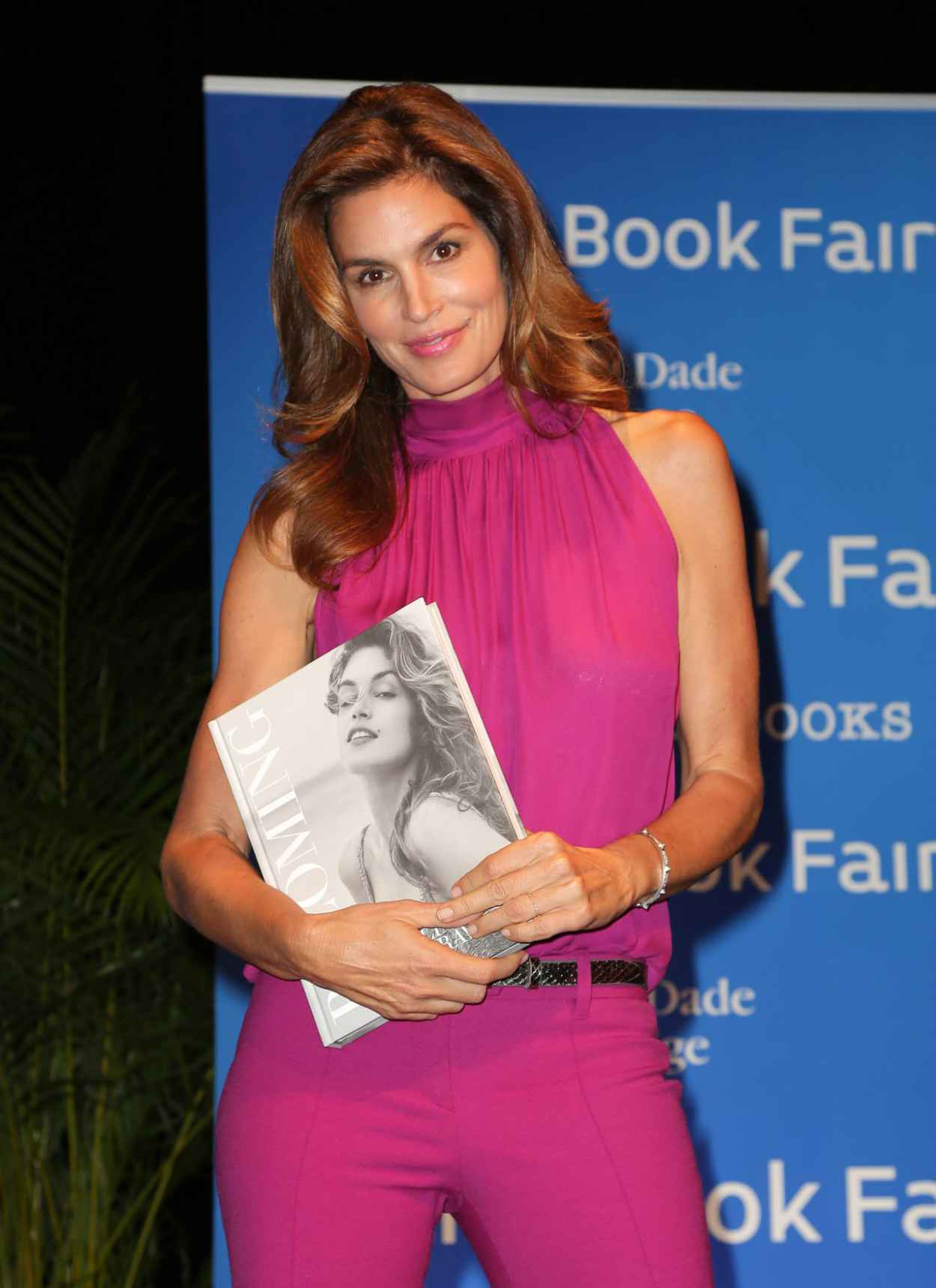 Cindy Crawford - Books and Books Presents an Evening With Cindy Crawford in Miami-2