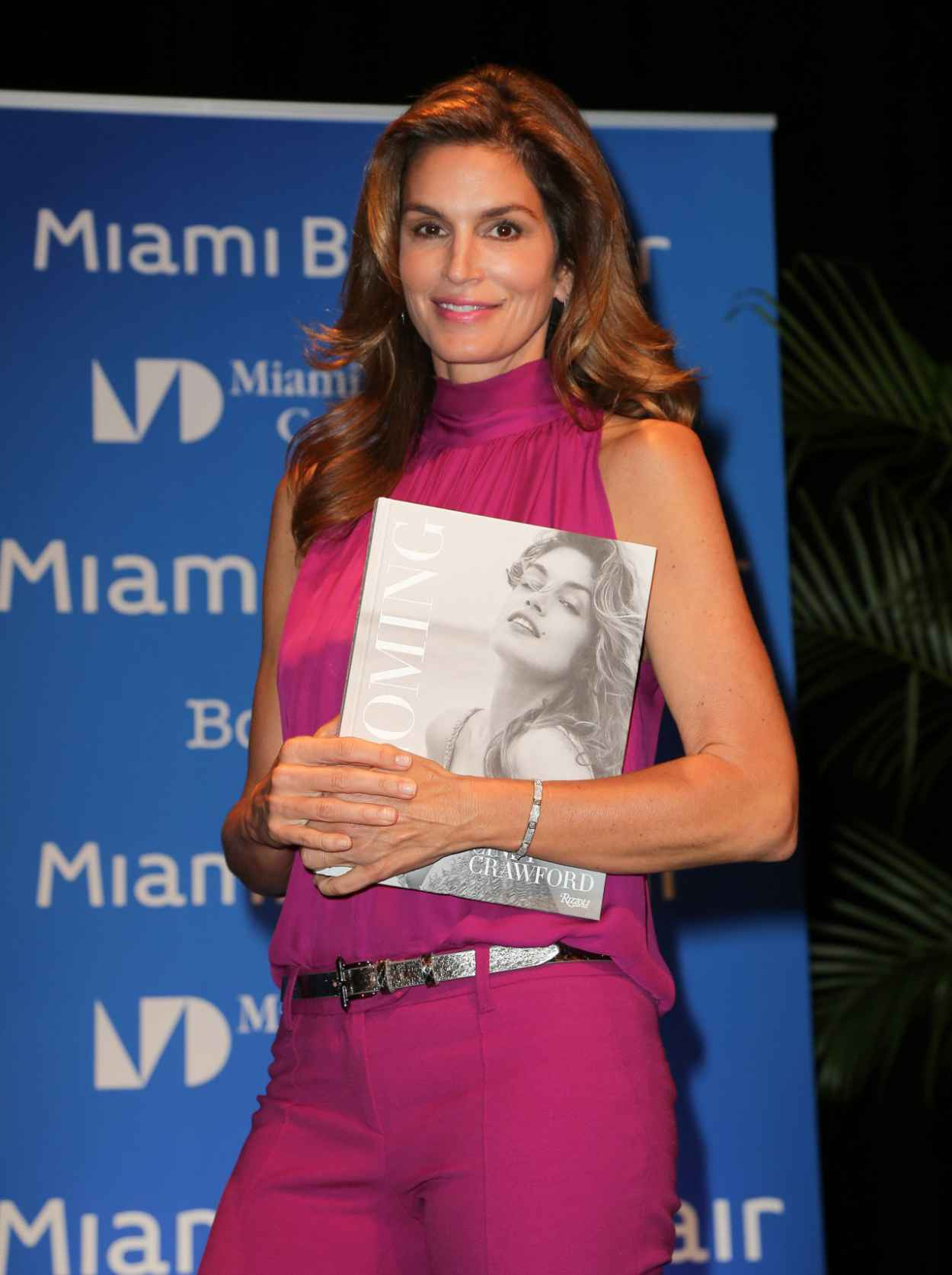 Cindy Crawford - Books and Books Presents an Evening With Cindy Crawford in Miami-3