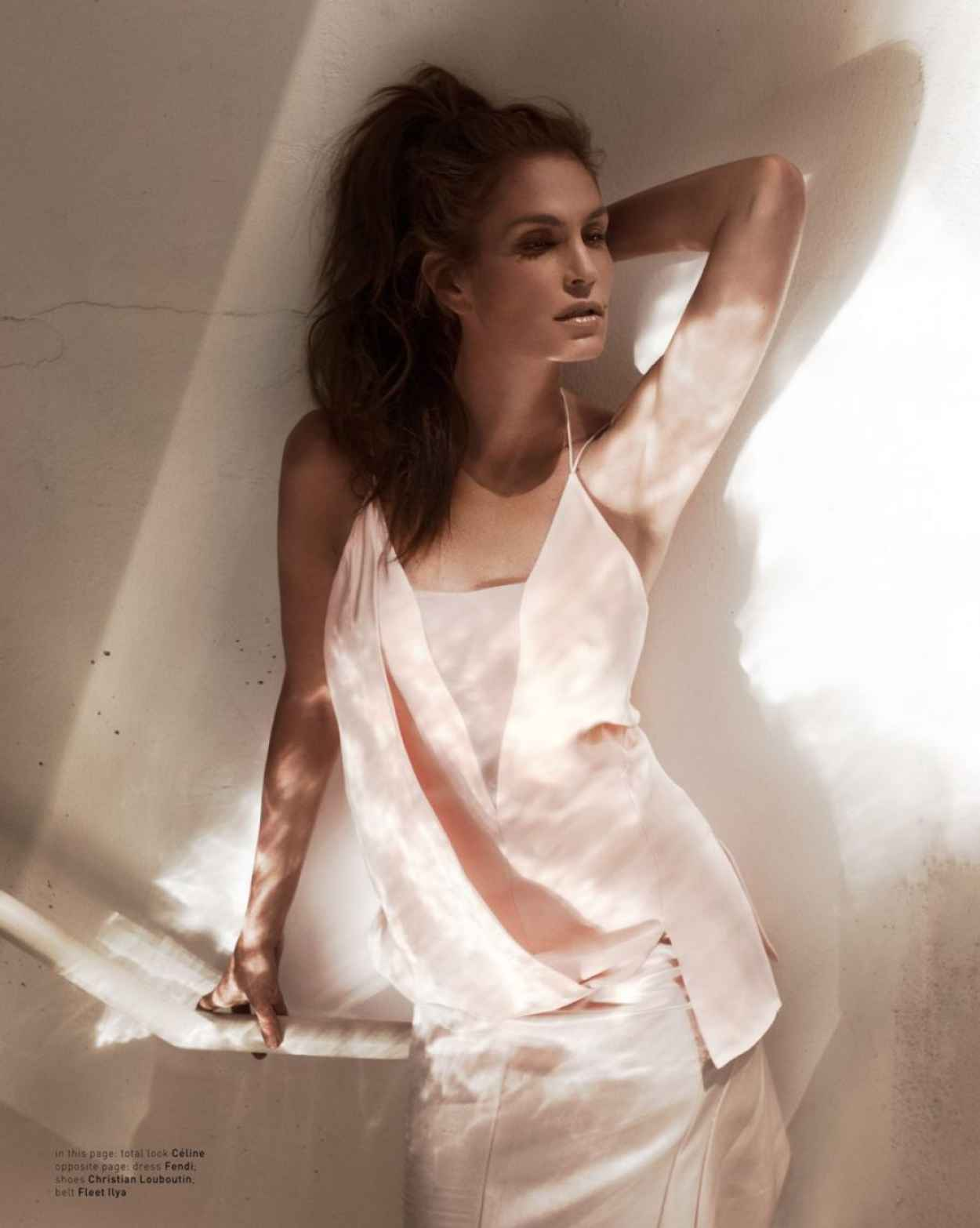 Cindy Crawford - Photoshoot by Mariano Vivanco For MUSE Magazine-1