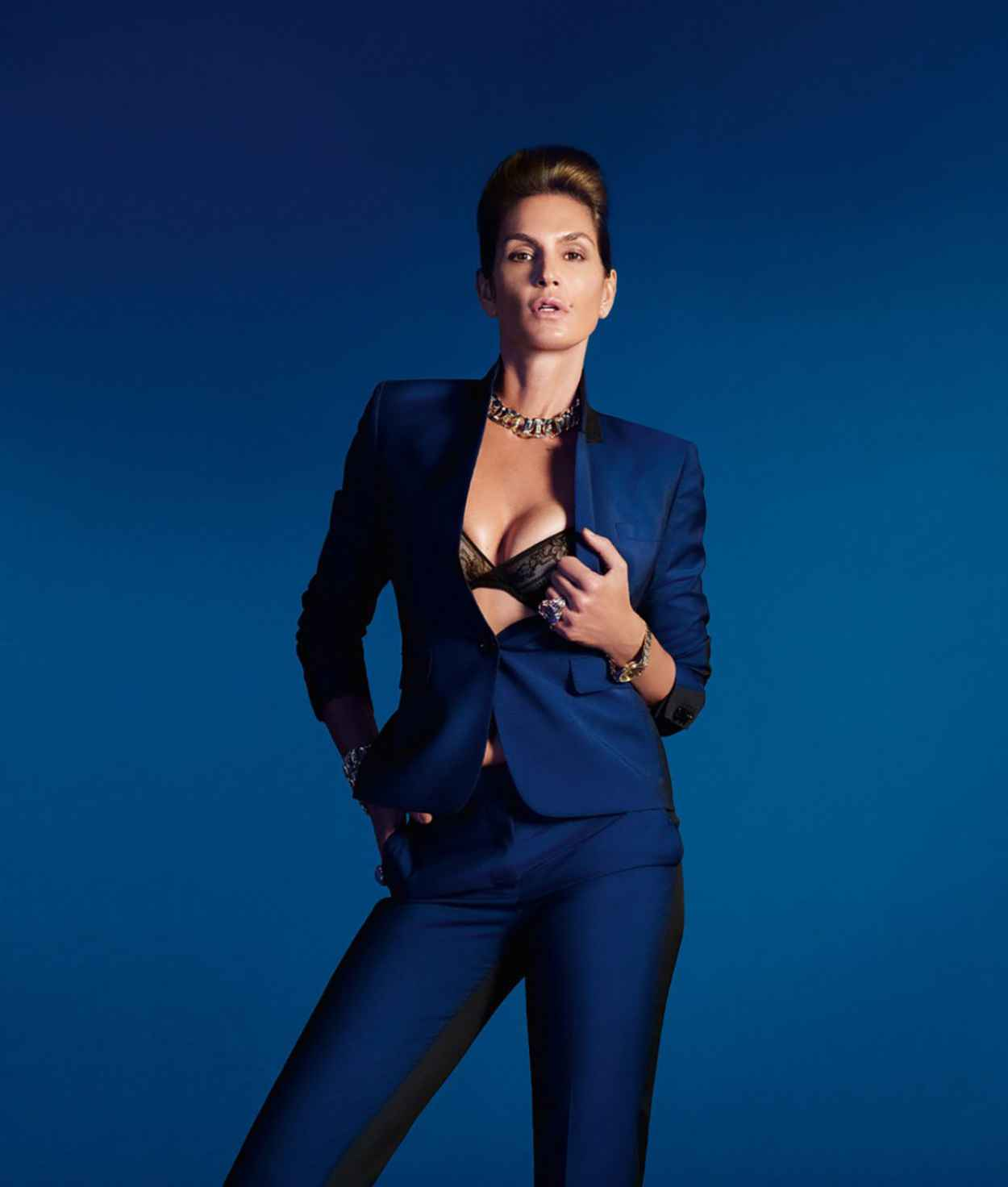 Cindy Crawford - Photoshoot for Citizen K International - Fall 2015-1