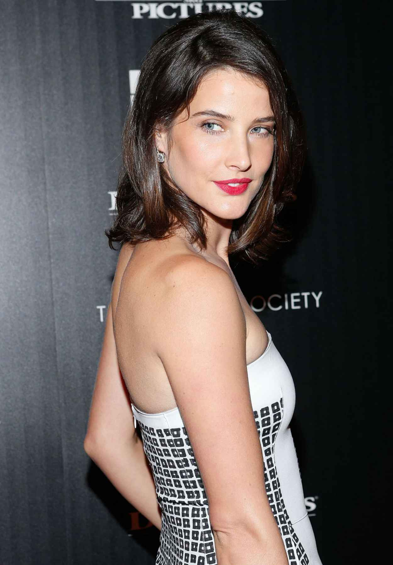Cobie Smulders on Red Carpet - DELIVERY MAN Screening in New York-1