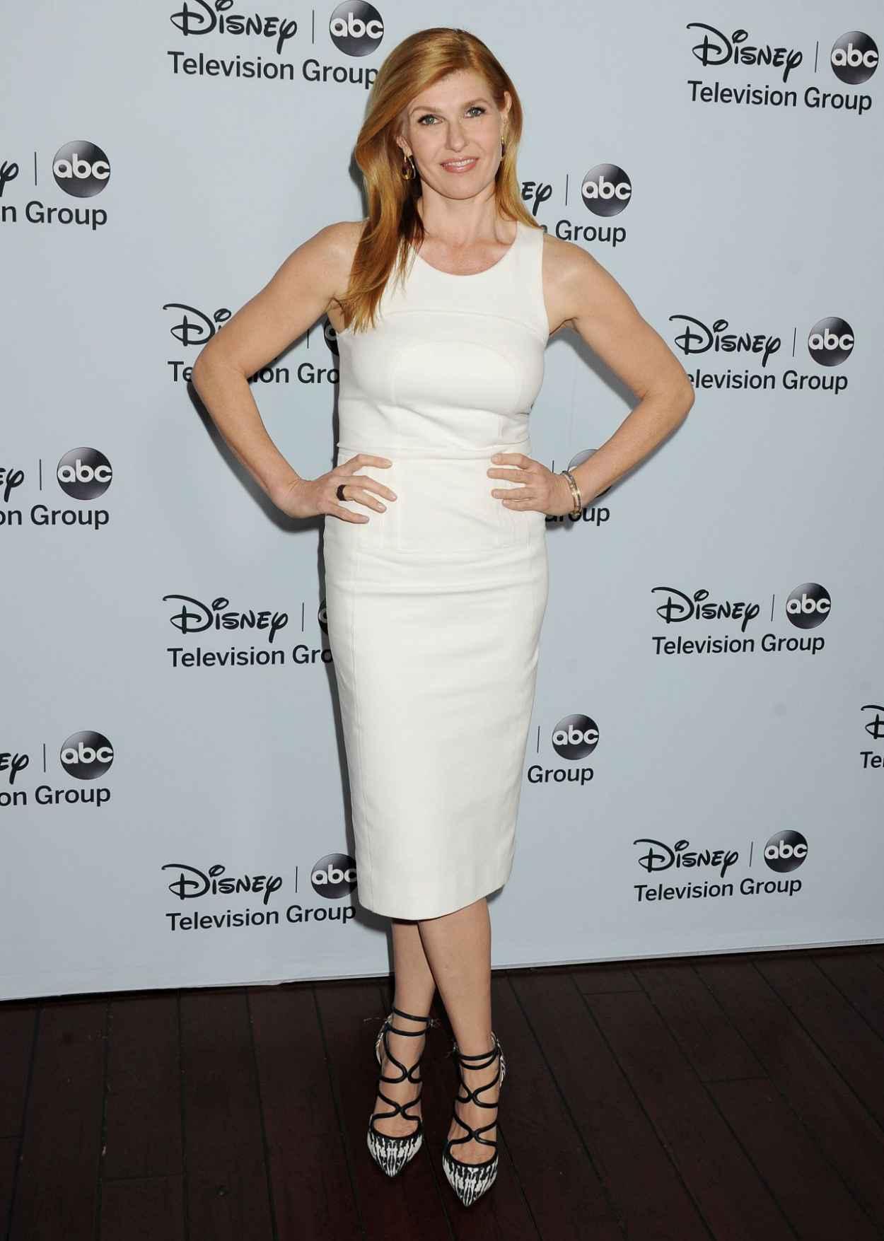 Connie Britton - Disney ABC Television Group Host 2015 TCA Winter Press Tour-2