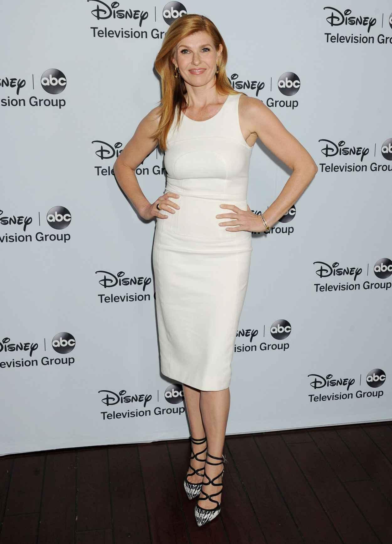 Connie Britton - Disney ABC Television Group Host 2015 TCA Winter Press Tour-3