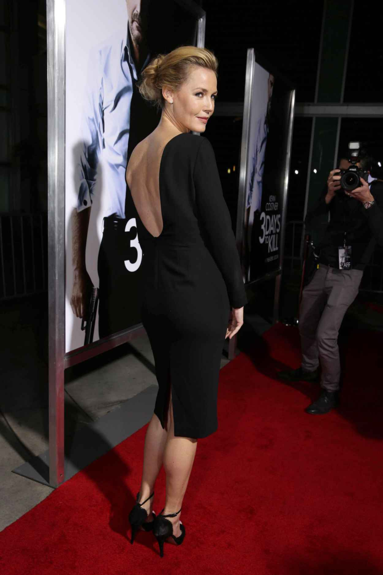 Connie Nielsen - 3 Days To Kill Red Carpet in Los Angeles-3