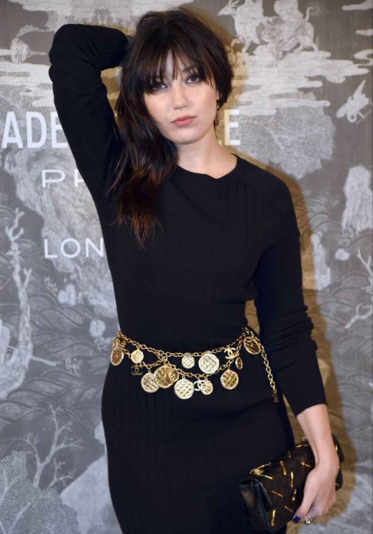 Daisy Lowe - Chanel Exhibition Party in London, October 2015-1