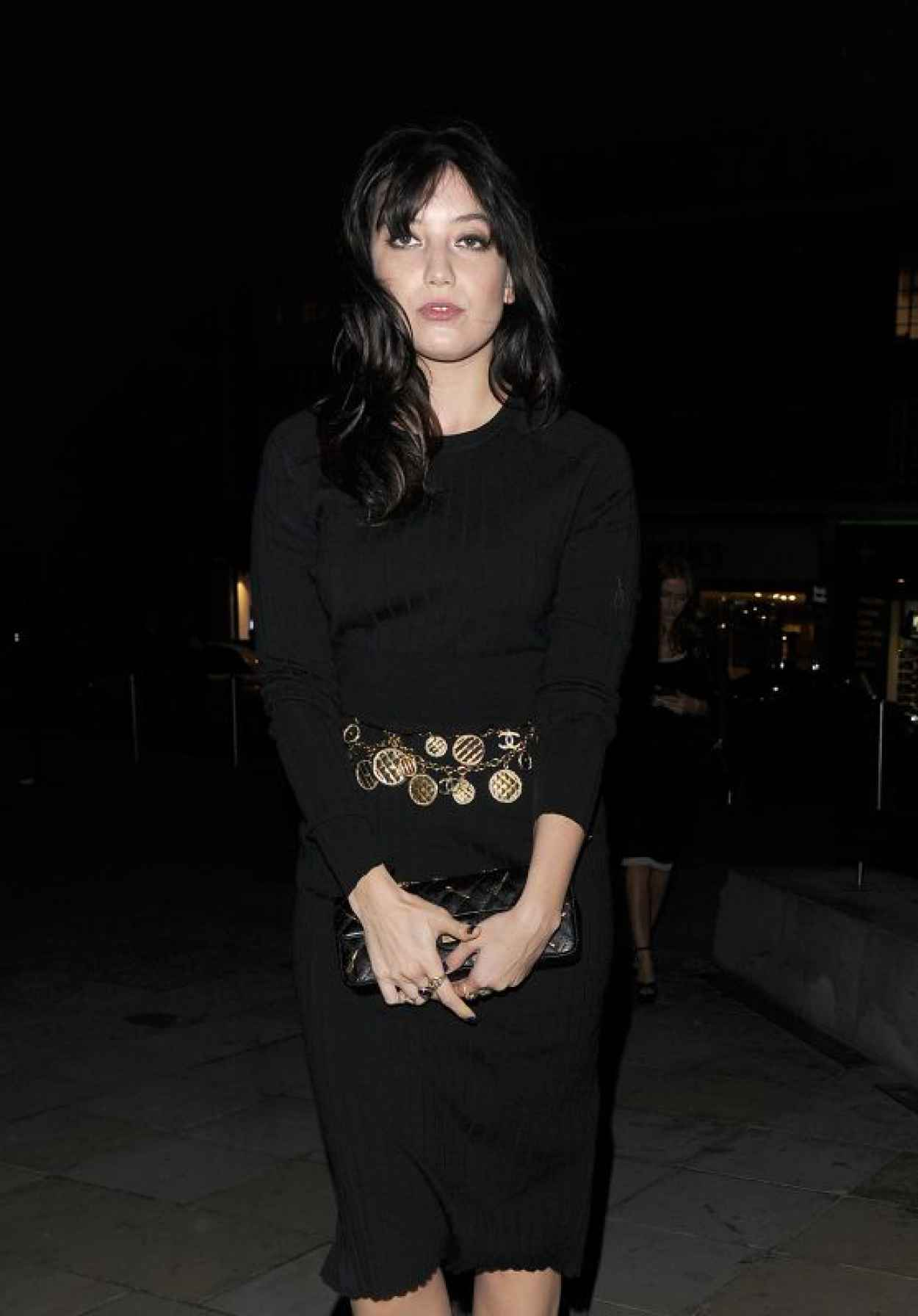 Daisy Lowe - Chanel Mademoiselle Prive Party in London, October 2015-1