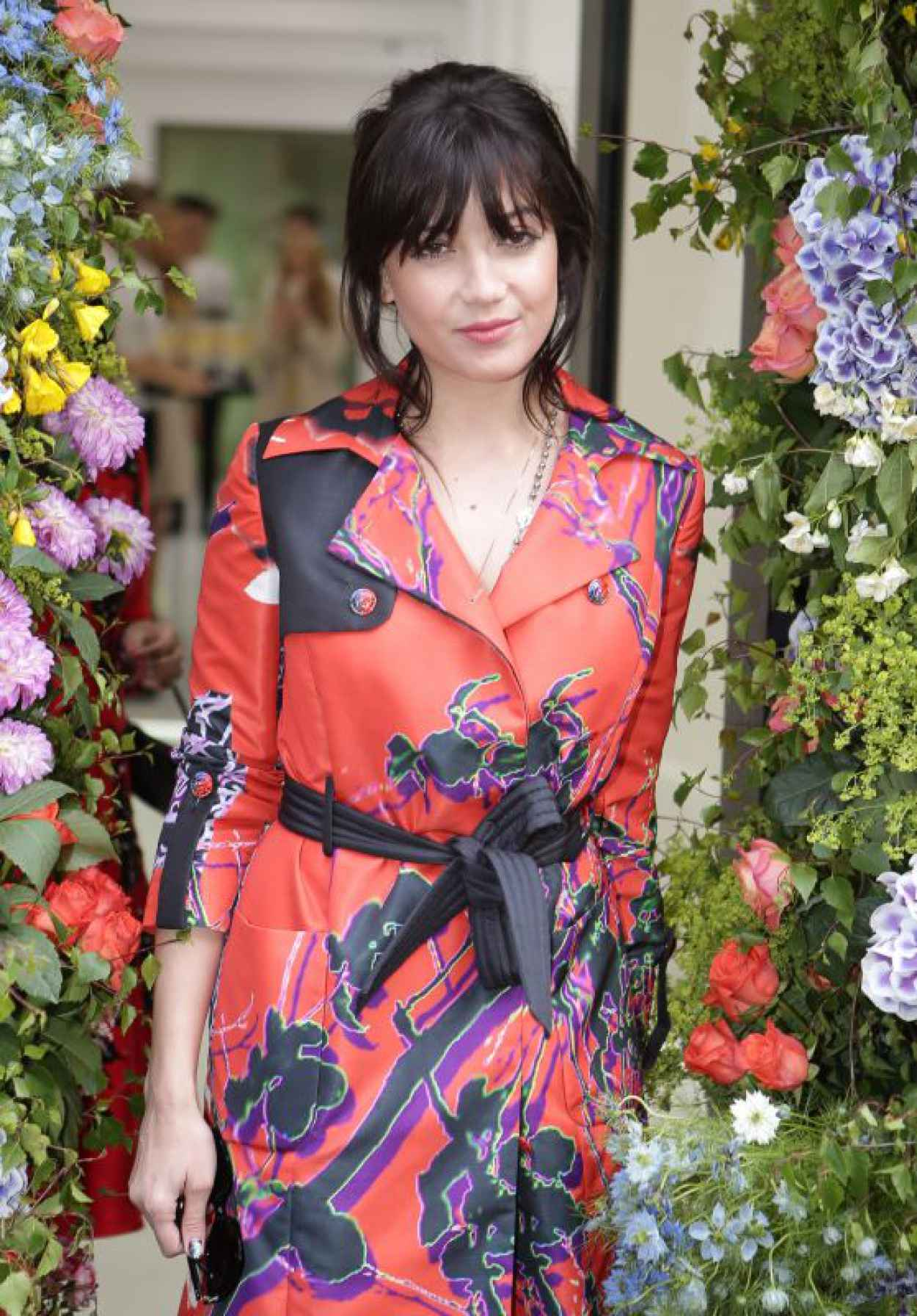 Daisy Lowe - Gounden Flagship Store Opening in London, June 2015-1