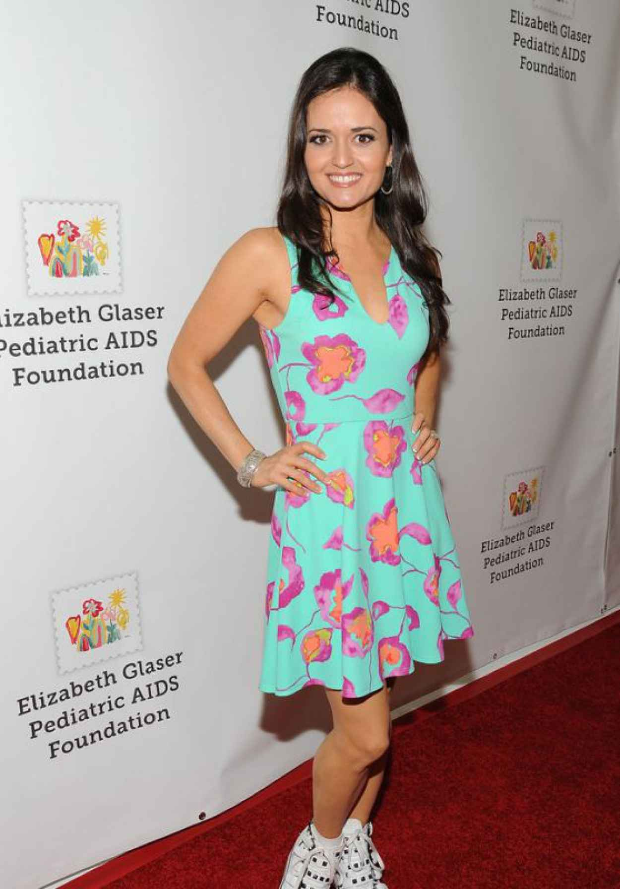 Danica McKellar - 2015 A Time For Heroes Family Festival in Culver City-1