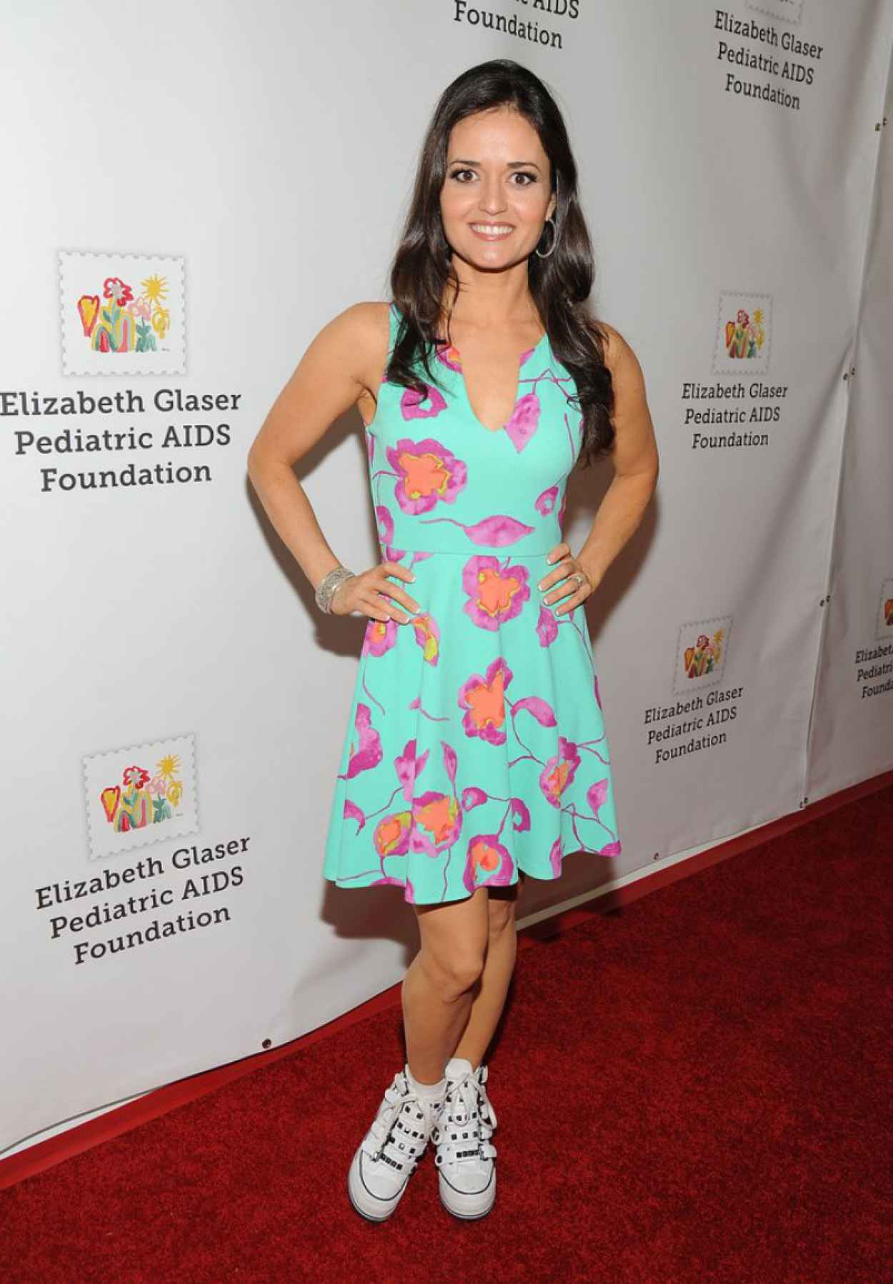 Danica McKellar - 2015 A Time For Heroes Family Festival in Culver City-2