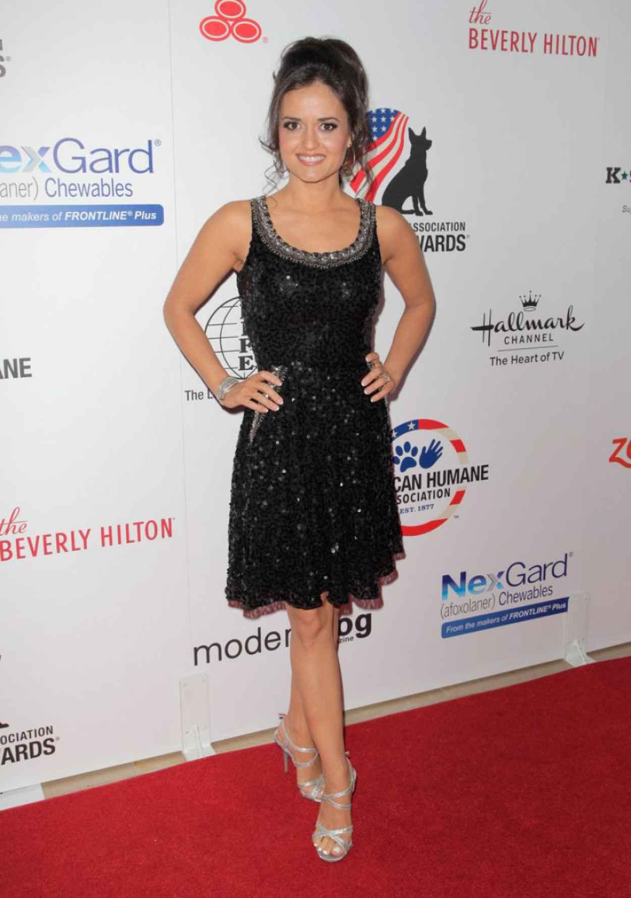 Danica McKellar - Hero Dog Awards 2015 in Beverly Hills-2