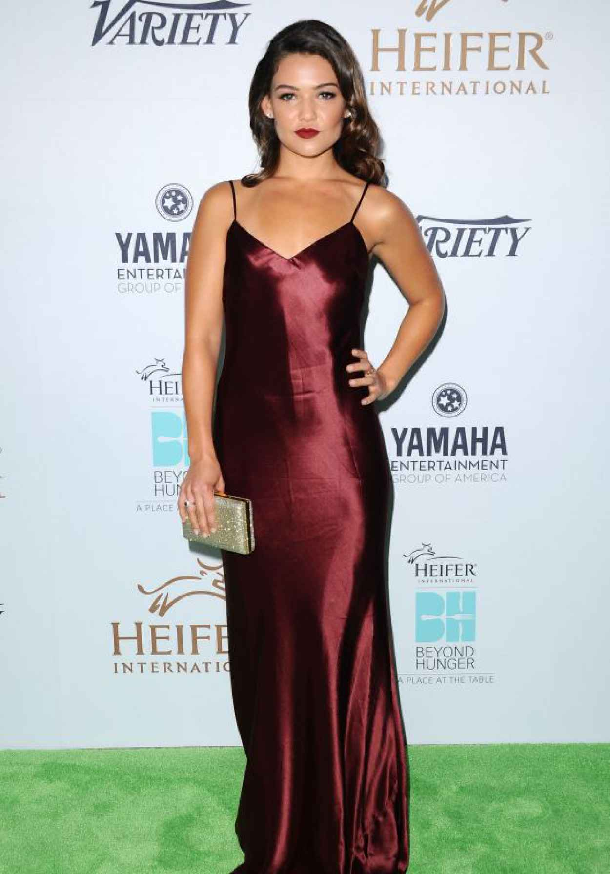 Danielle Campbell - 2015 Heifer International Beyond Hunger Gala-1