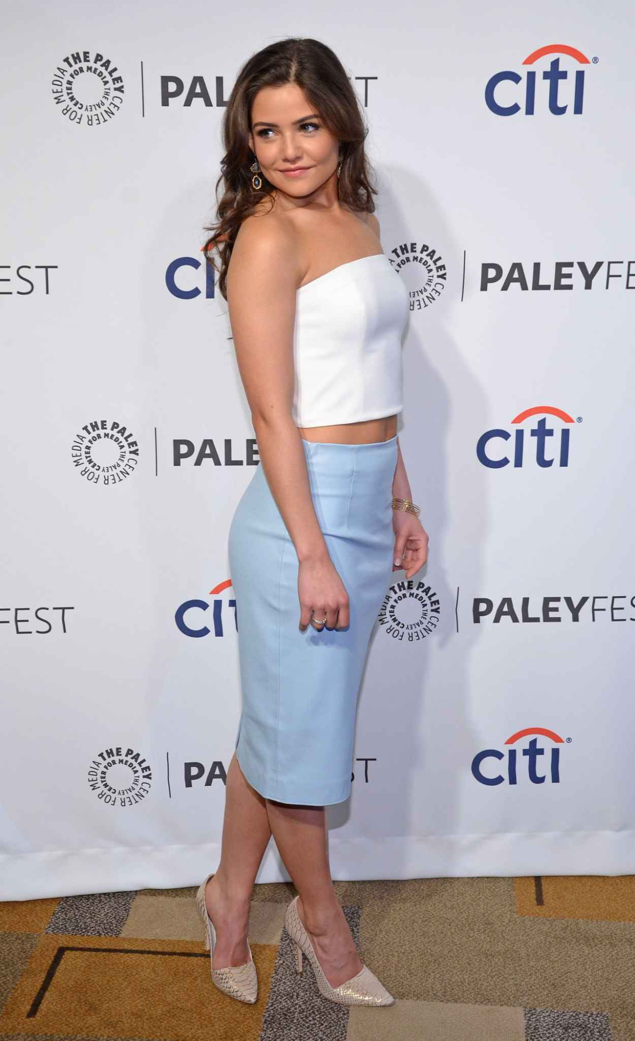 Danielle Campbell - PaleyFest An Evening With The Originals Event (2014)-1