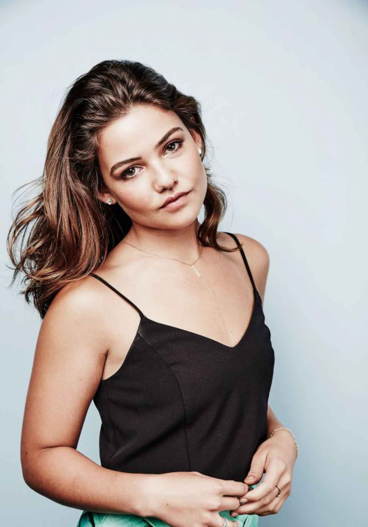 Danielle Campbell - The Originals Photoshoot at Comic-Con 2015-1