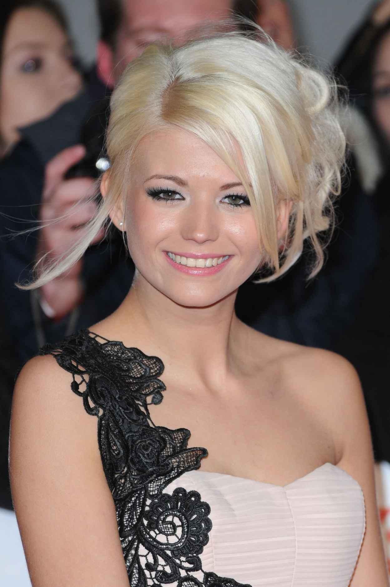 Danielle Harold - National Television Awards - London, January 2015-1