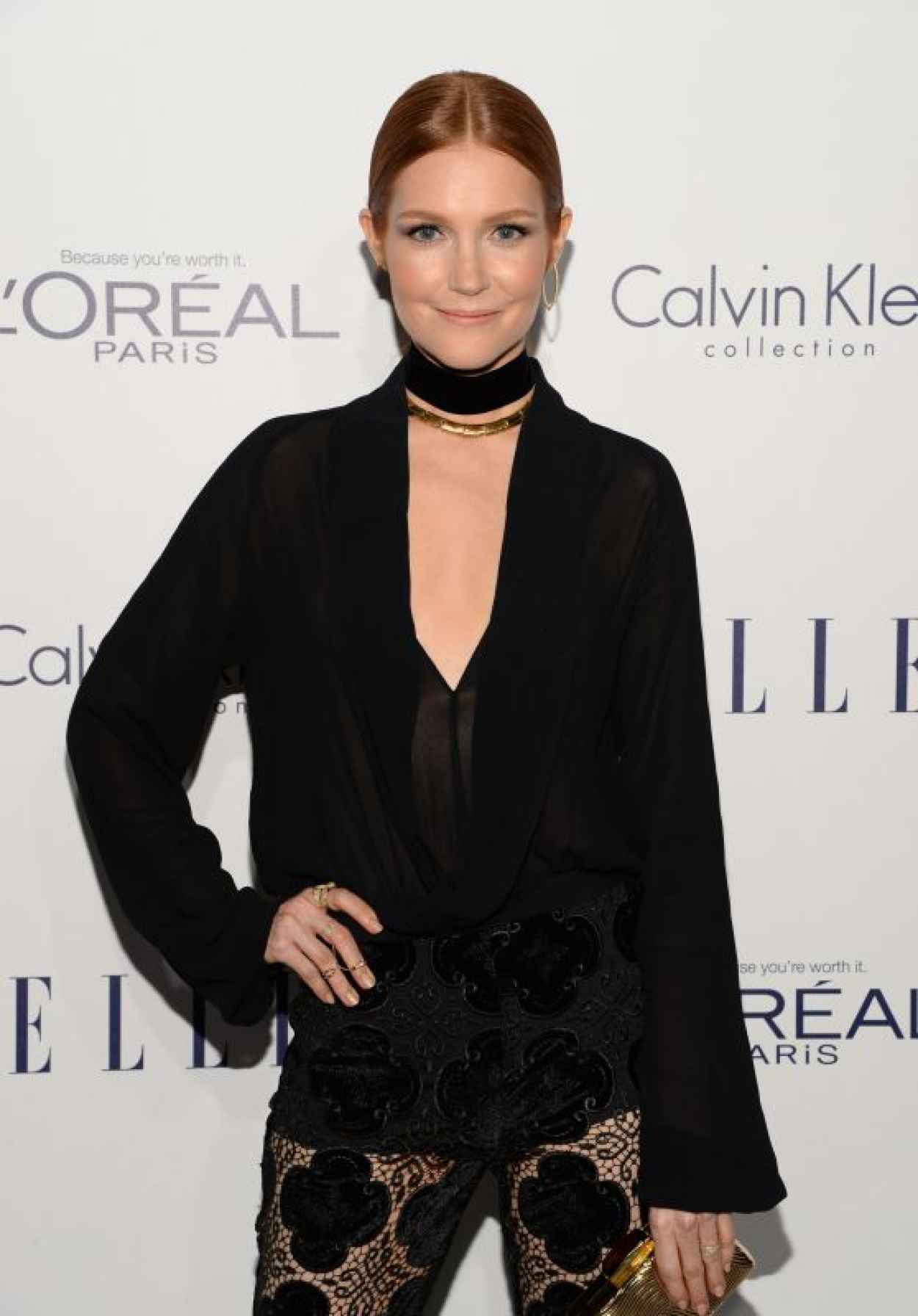 Darby Stanchfield - 2015 ELLE Women in Hollywood Awards in Los Angeles-1