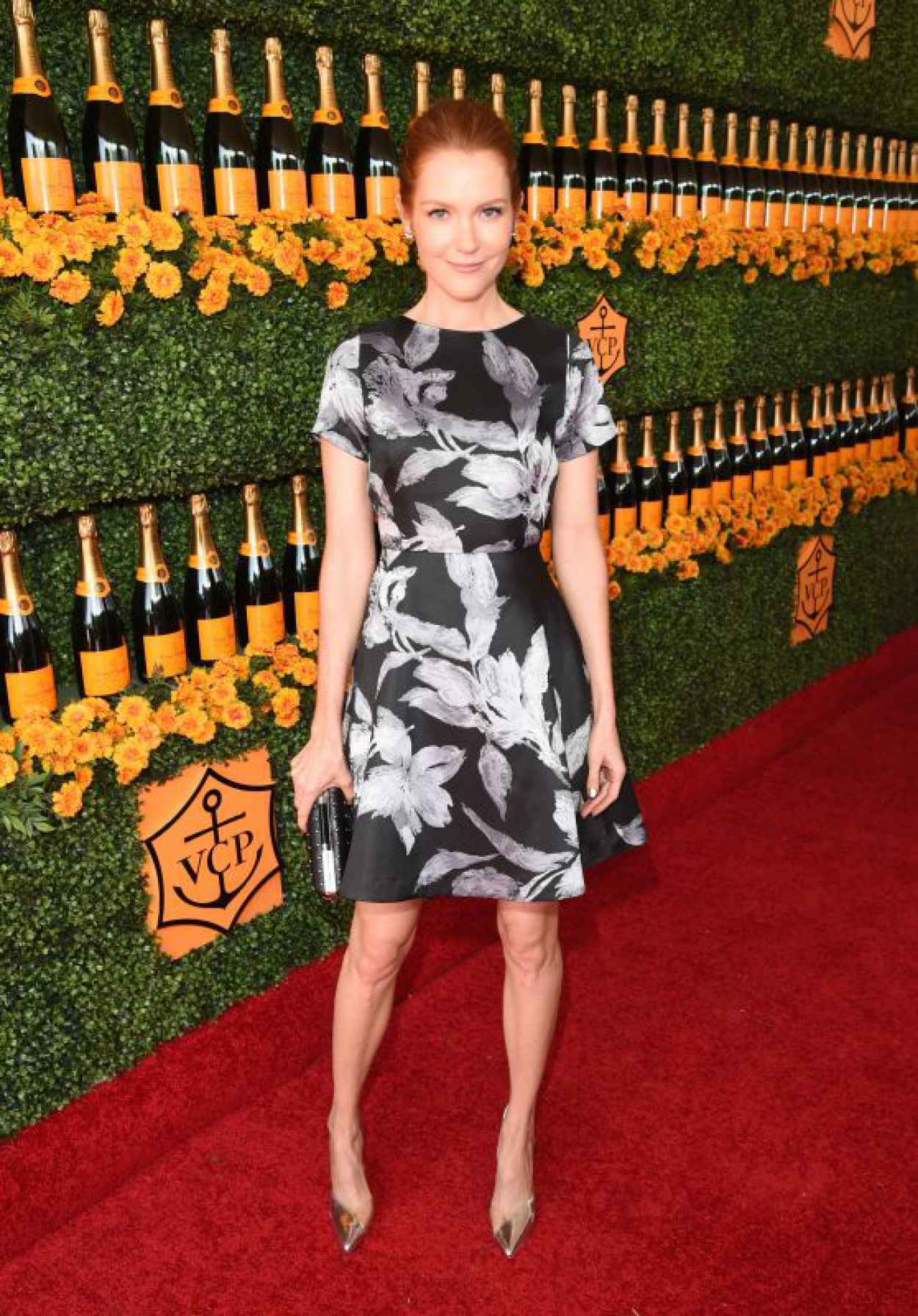 Darby Stanchfield - 2015 Veuve Clicquot Polo Classic in Pacific Palisades-1