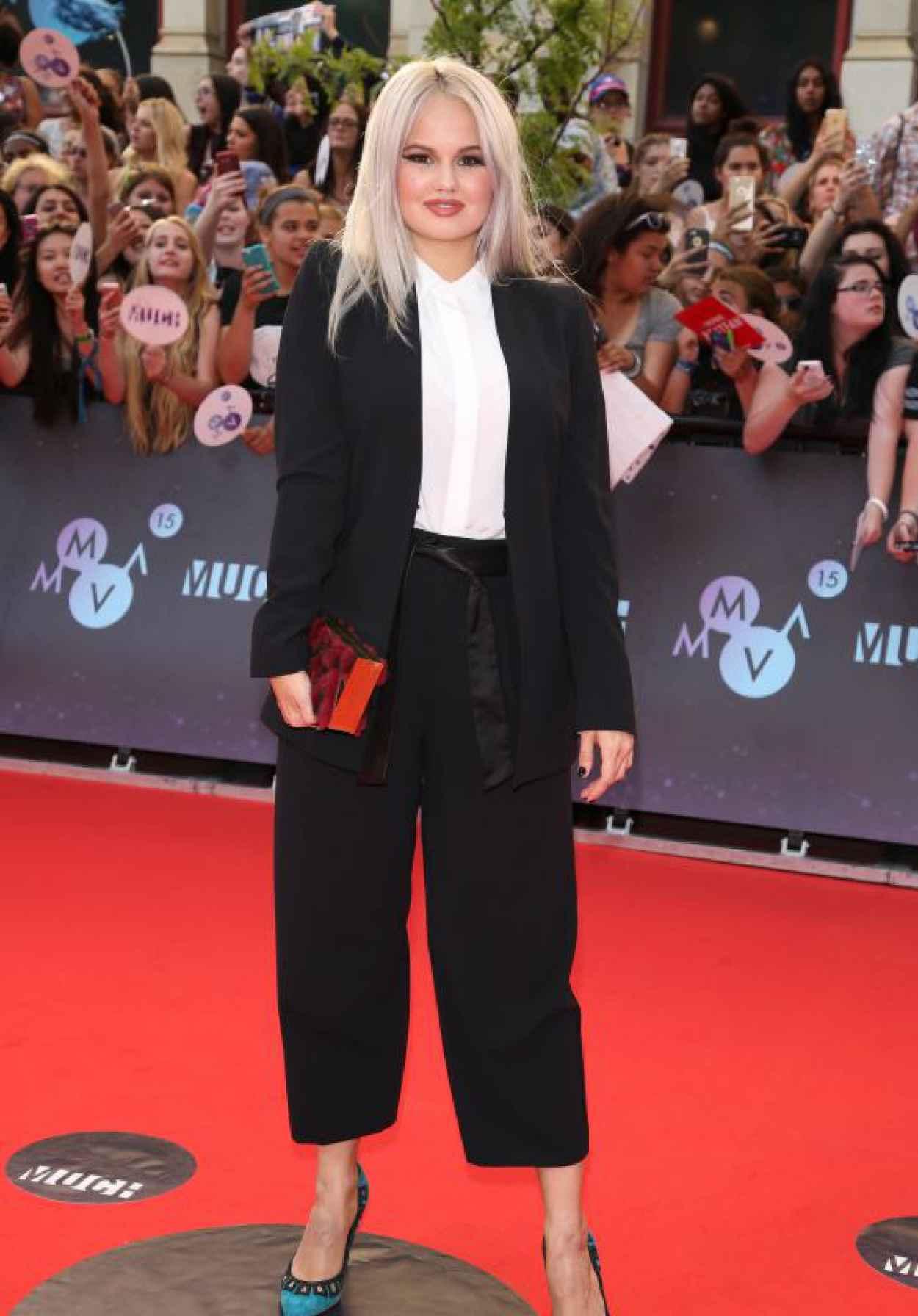 Debby Ryan - 2015 MuchMusic Video Awards in Toronto-1
