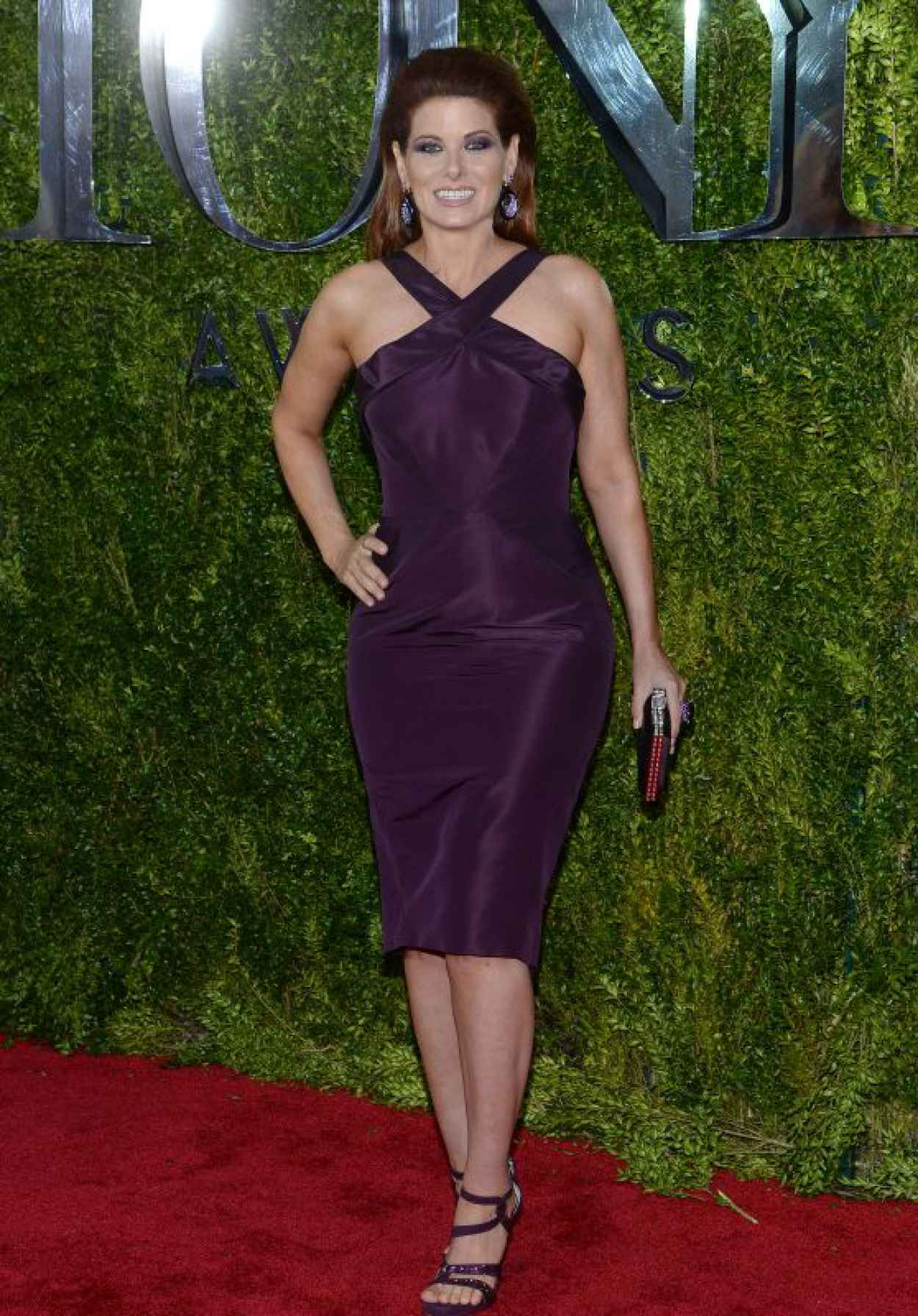 Debra Messing - 2015 Tony Awards in New York City-1