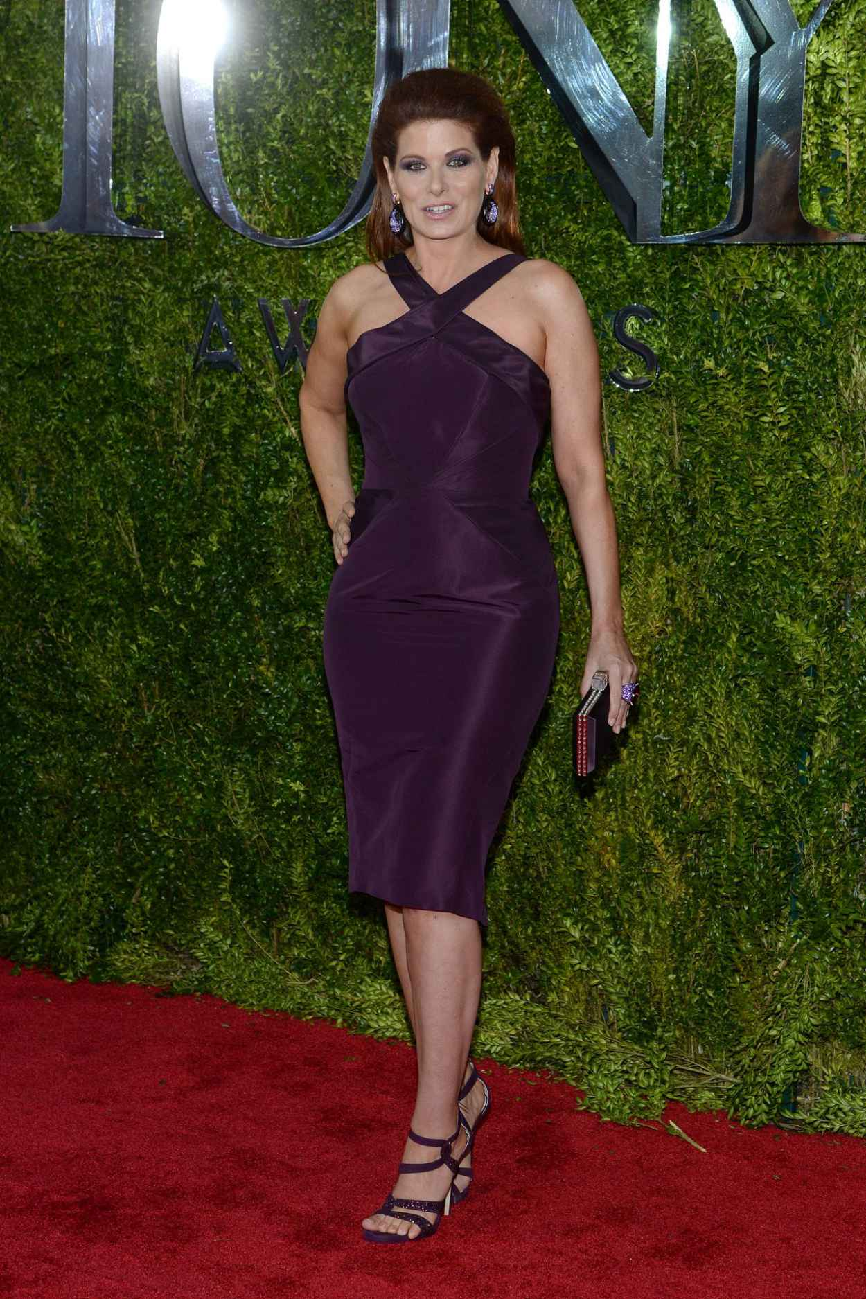 Debra Messing - 2015 Tony Awards in New York City-3