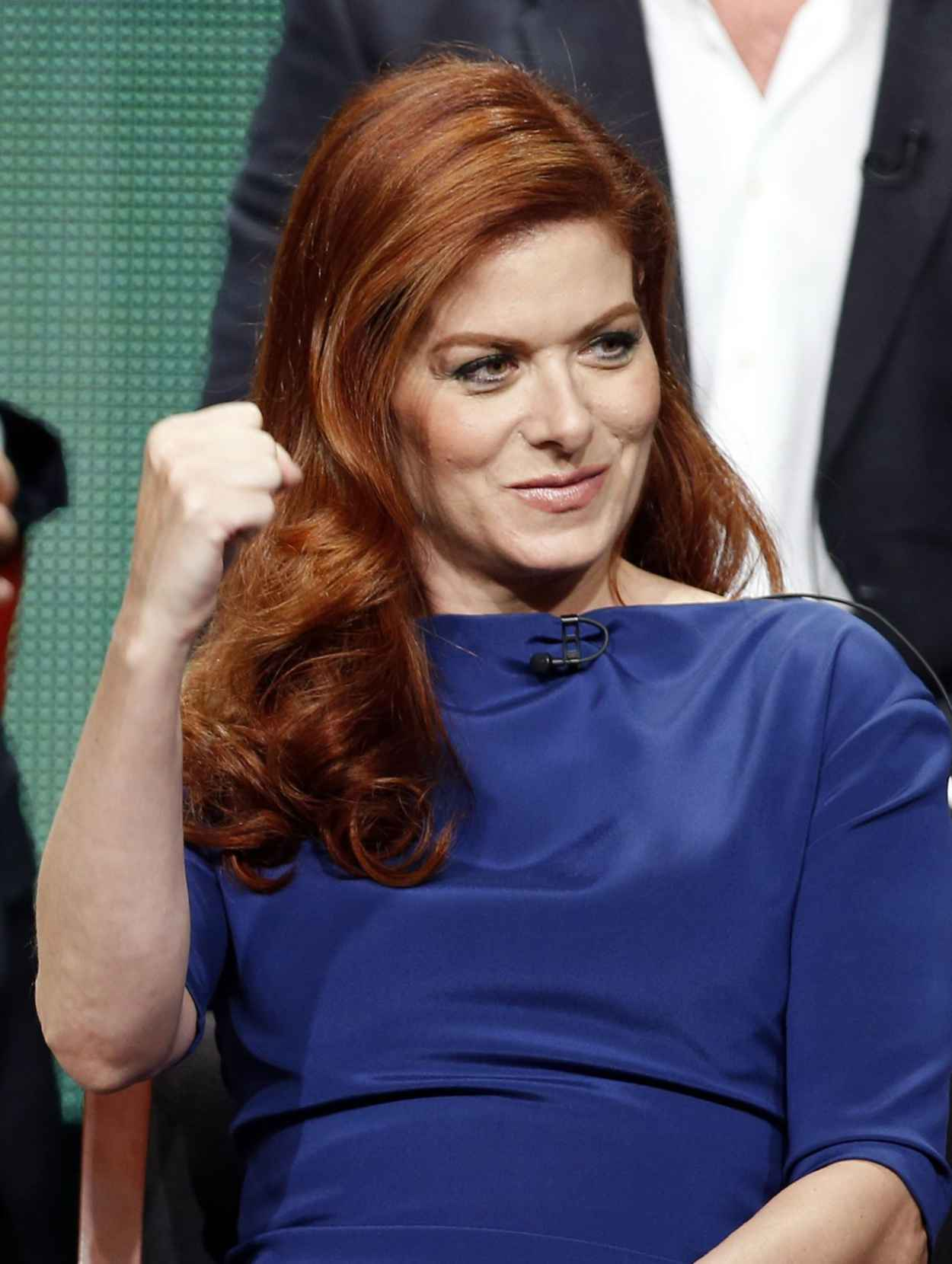 Debra Messing - NBC Universal Summer TCA Tour - July 2015-1