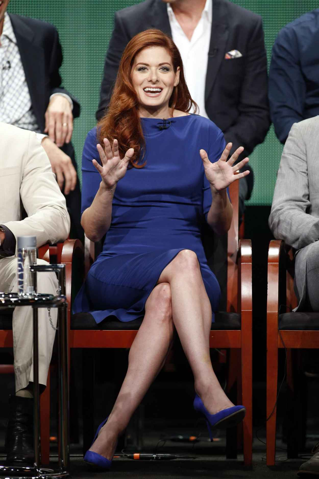 Debra Messing - NBC Universal Summer TCA Tour - July 2015-3