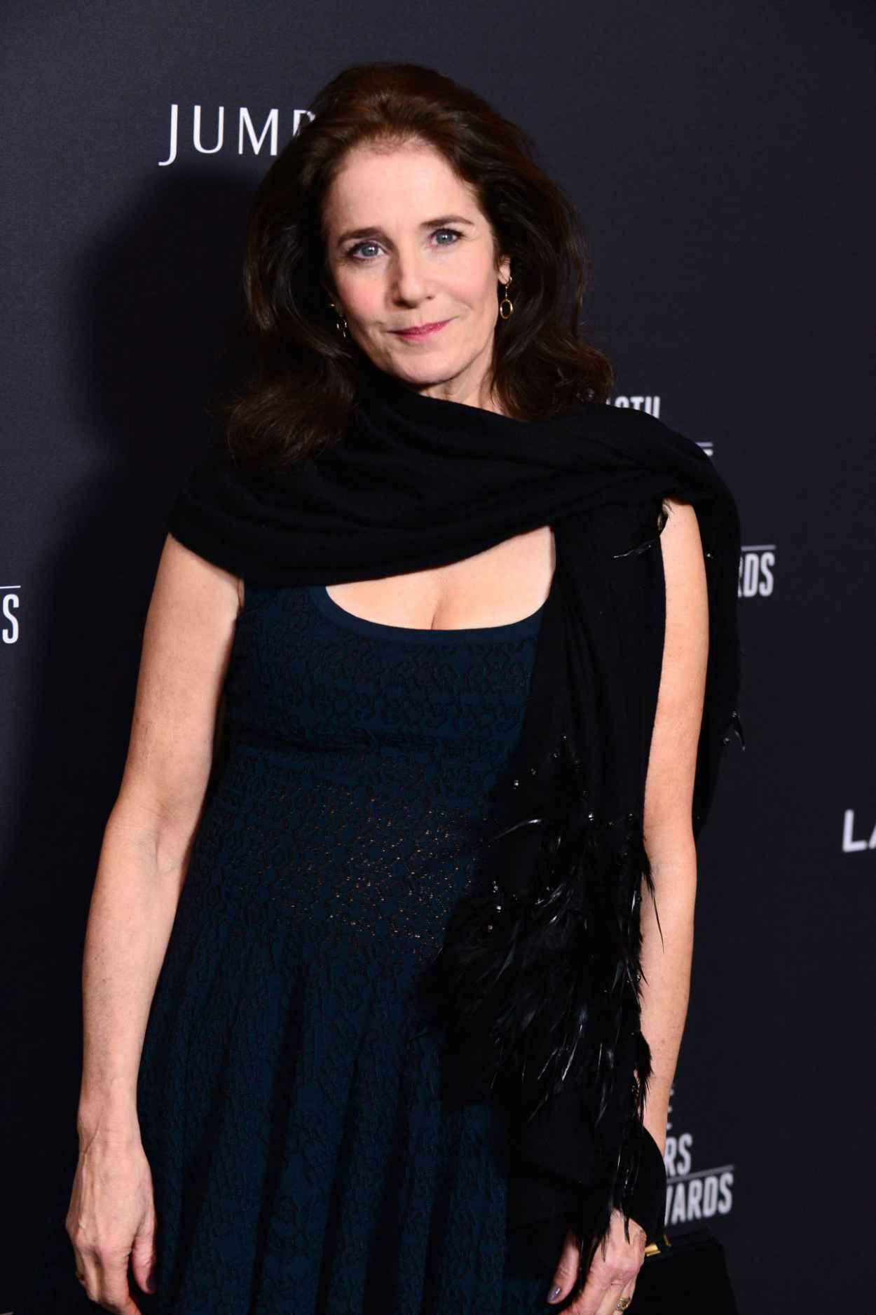 Debra Winger - 2015 Costume Designers Guild Award at The Beverly Hilton Hotel-1