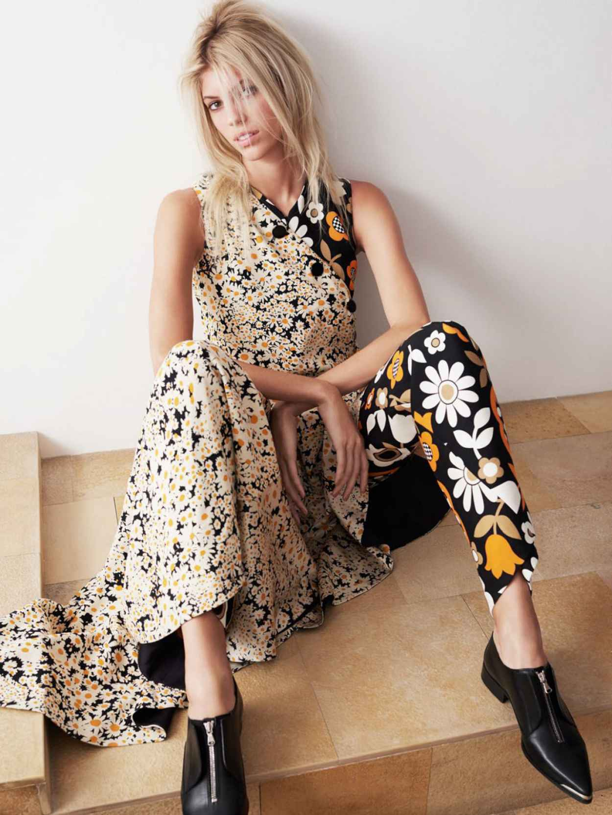Devon Windsor - Photoshoot for Vogue Turkey March 2015-1