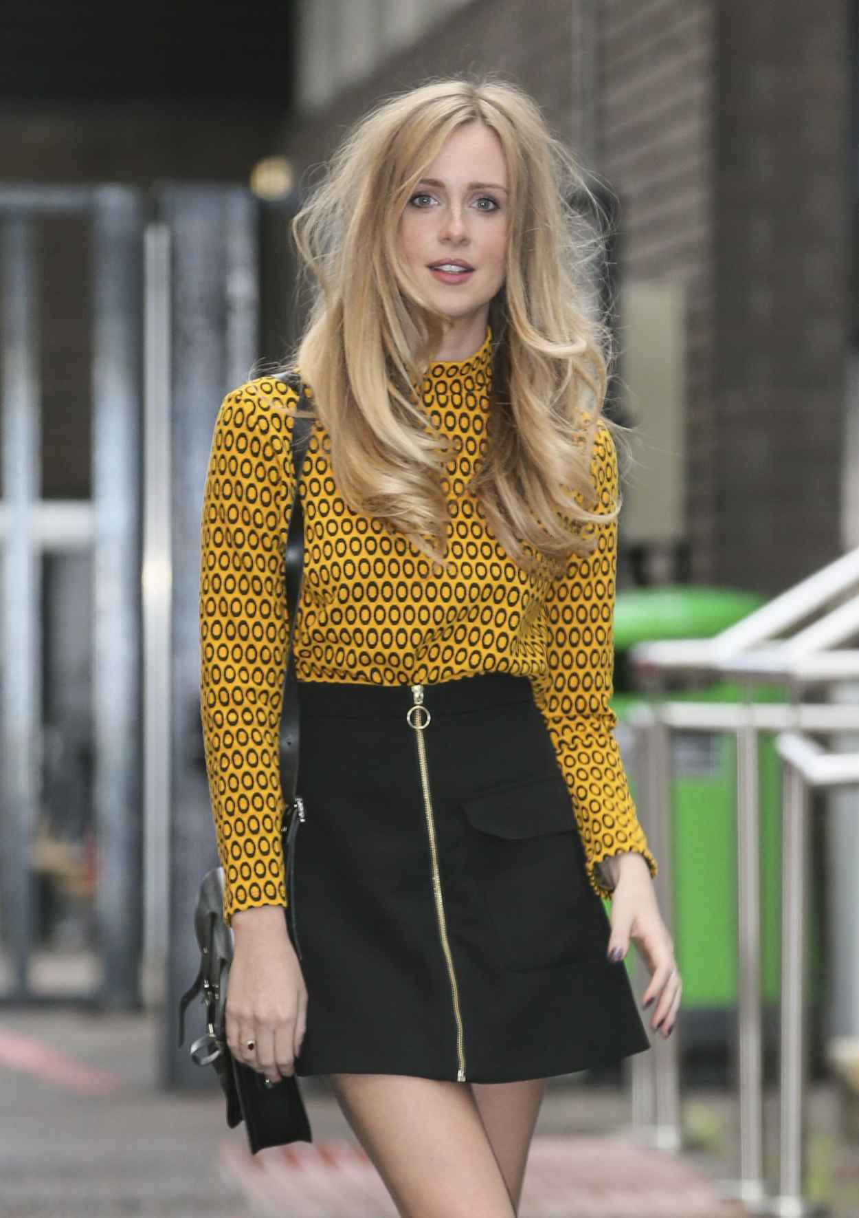 1c3cd37630 Diana Vickers at the ITV London Studios – october 2015