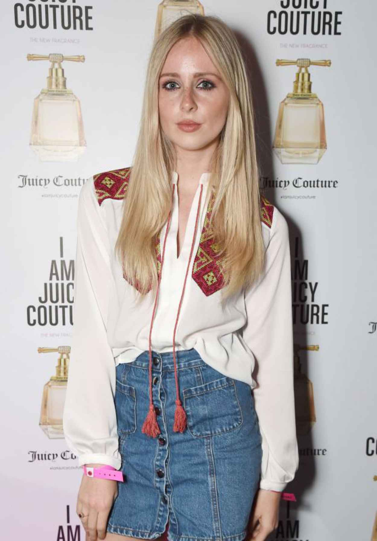 698489d692 Diana Vickers – Juicy Couture `I Am Juicy` Fragrance Launch in London