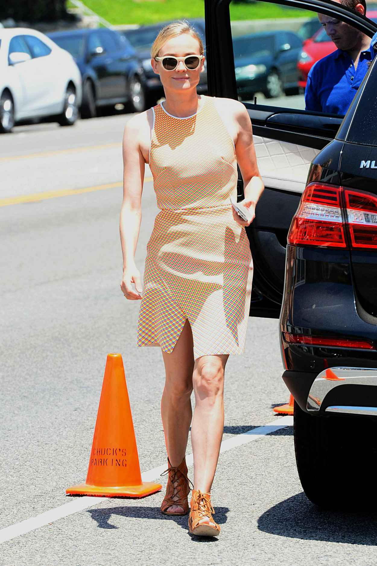 Diane Kruger - Memorial Day Party in Malibu - May 2015-1