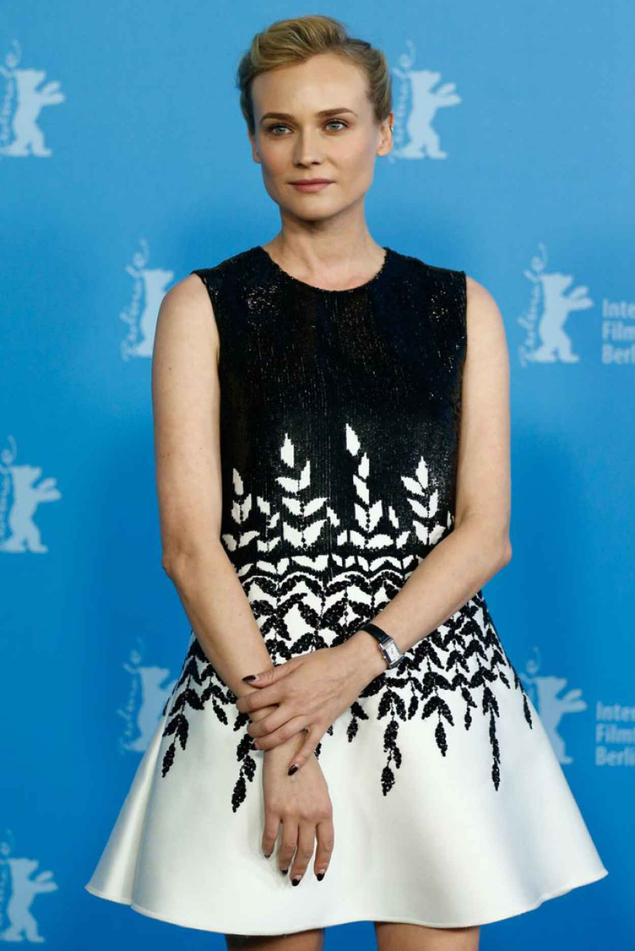Diane Kruger - THE BETTER ANGELS Photocall in Berlin, February 2015-1