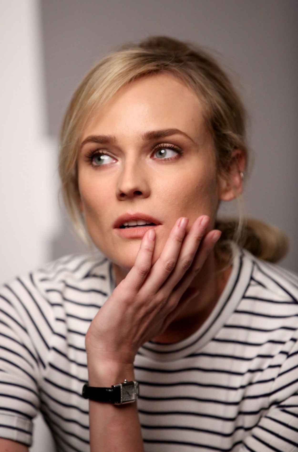 Diane Kruger - Variety Studio Panel 2015 - Day Two-1