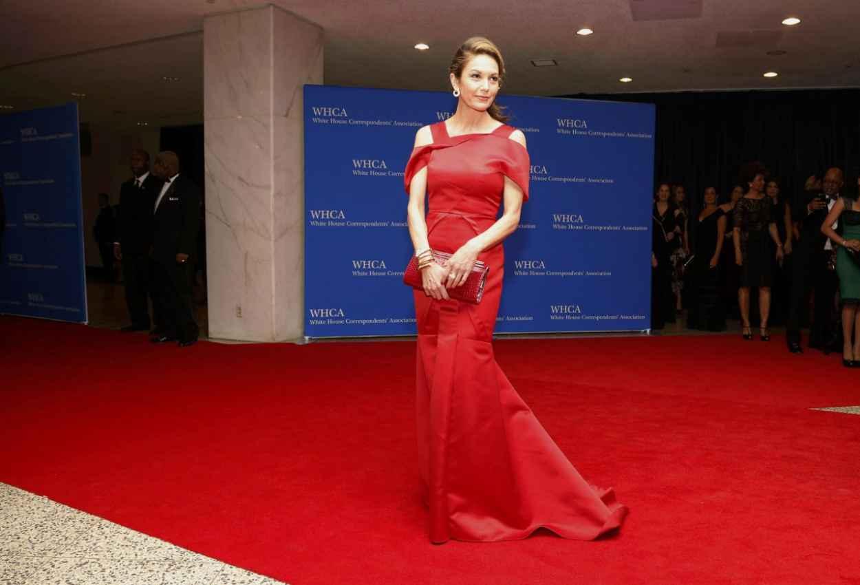 Diane Lane - 2015 White House Correspondents- Dinner in Washington-1