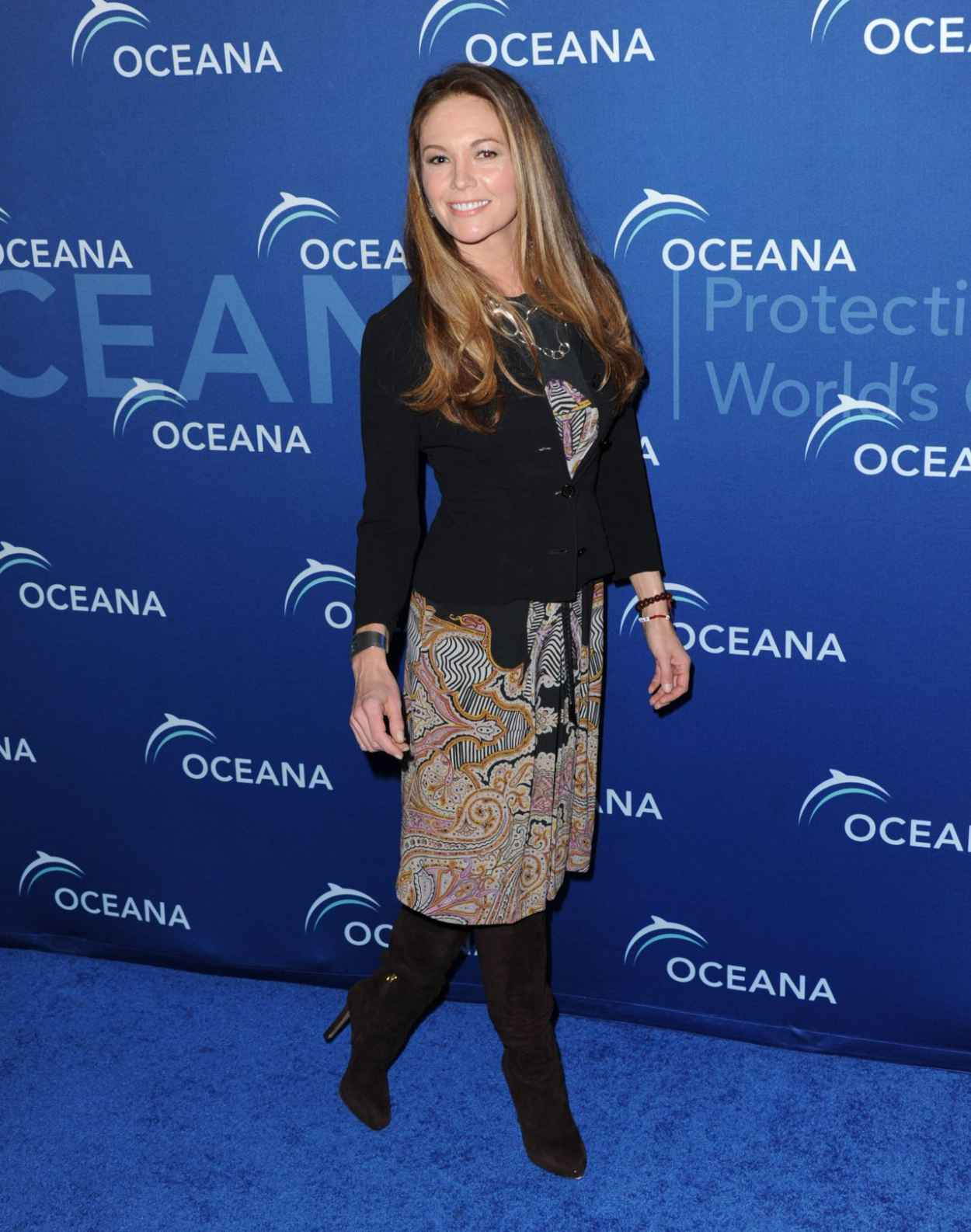 Diane Lane at Oceanas Partners Awards Gala-2