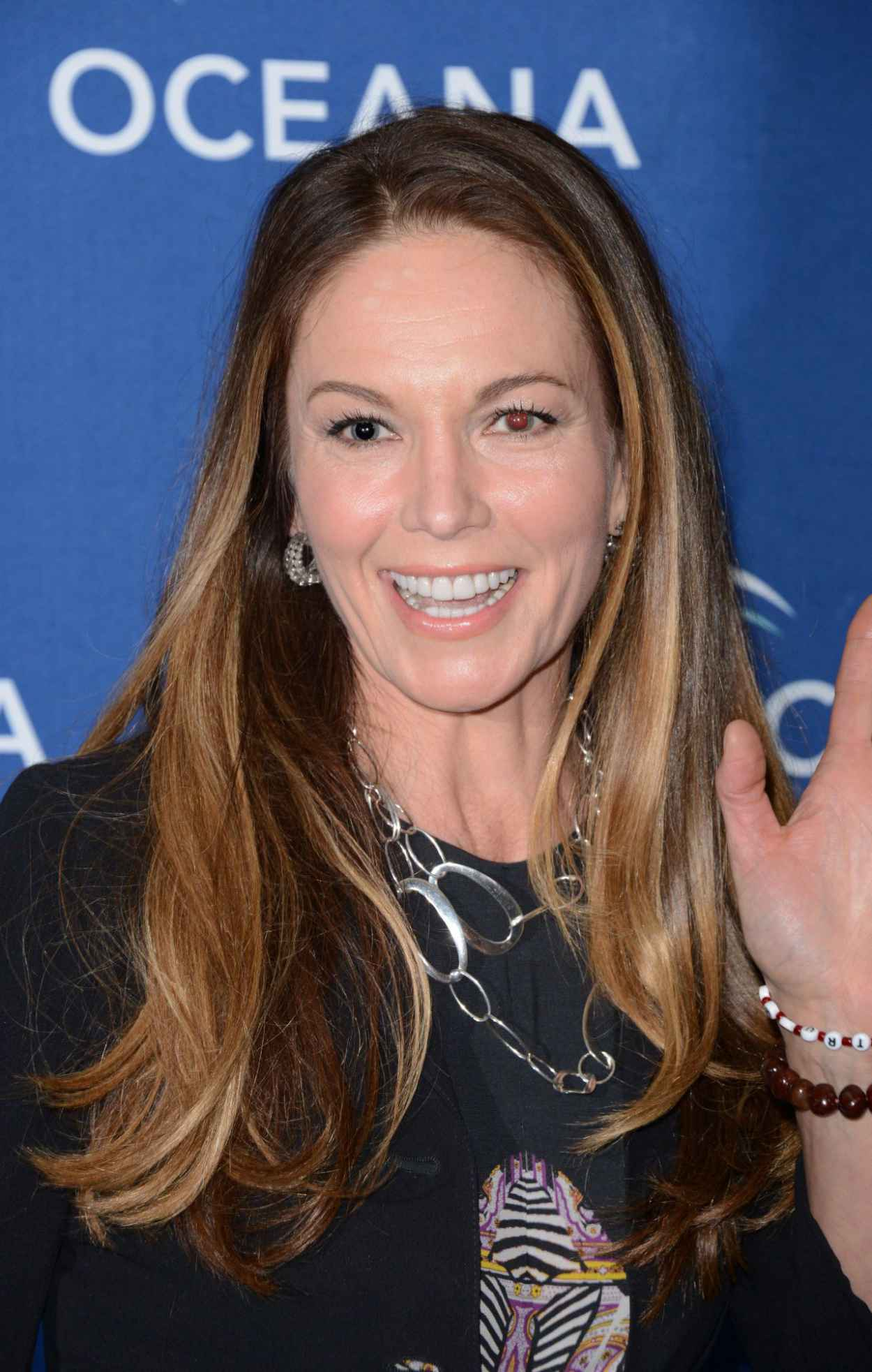 Diane Lane at Oceanas Partners Awards Gala-3
