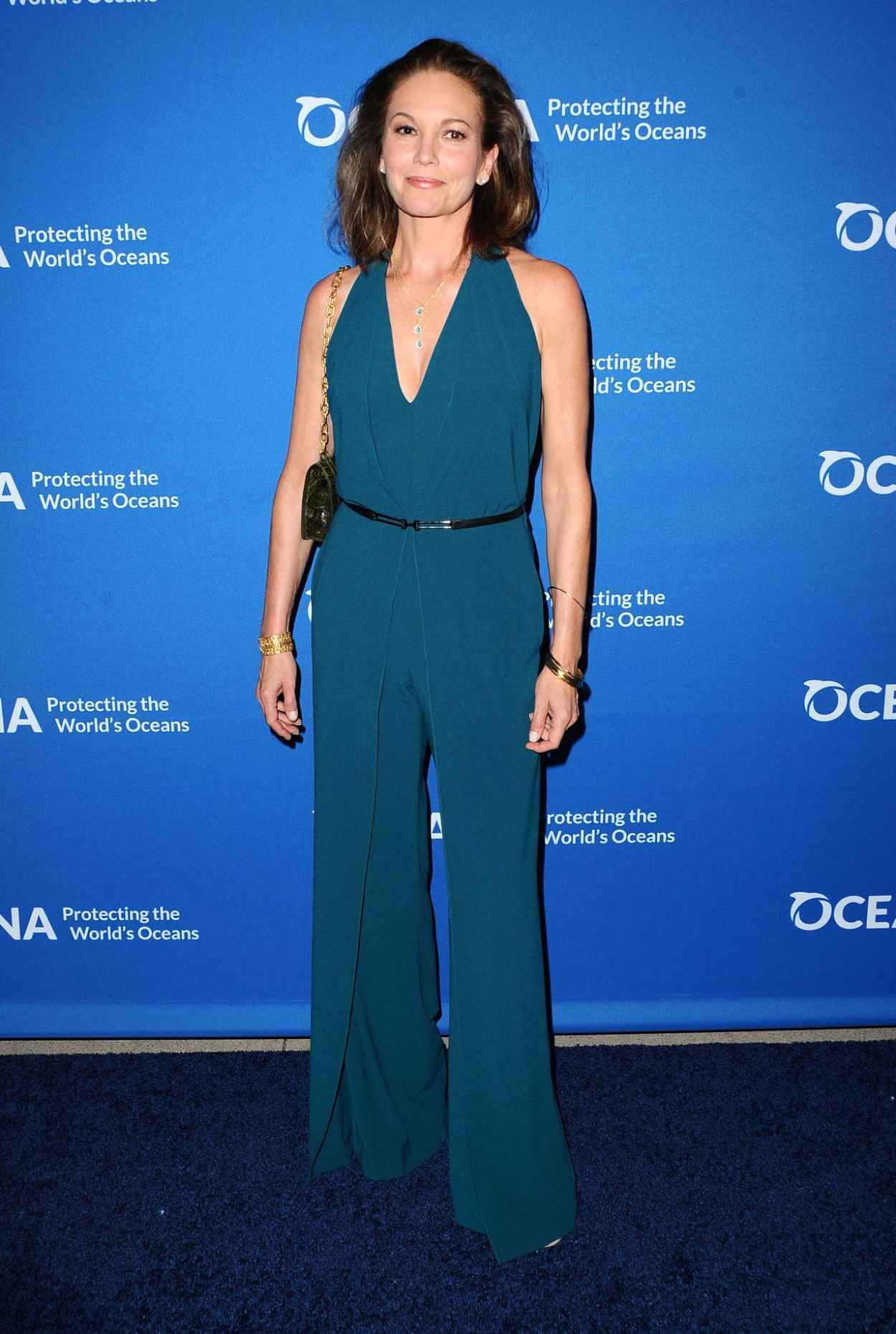 Diane Lane - Oceana Concert for our Oceans in Beverly Hills, September 2015-2