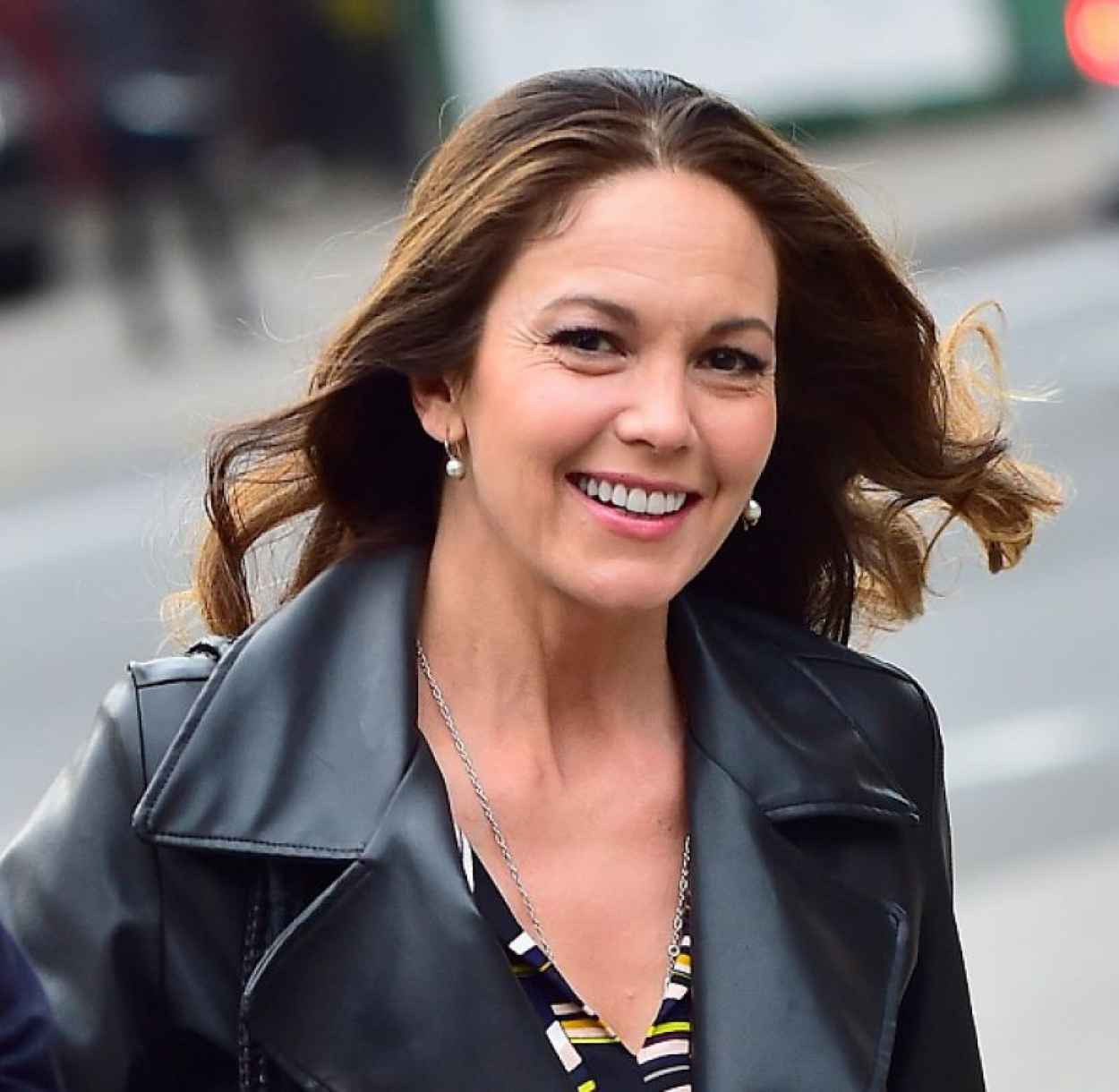 Diane Lane - Out in New York City, April 2015-2