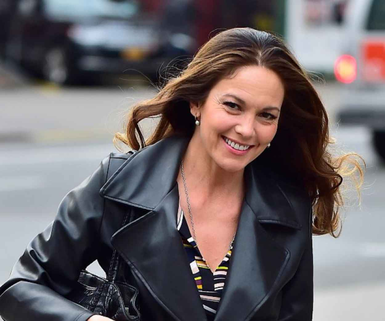 Diane Lane - Out in New York City, April 2015-3