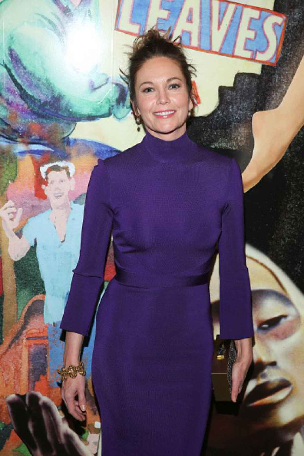 Diane Lane - The Mystery of Love and Sex Opening Night in New York-5