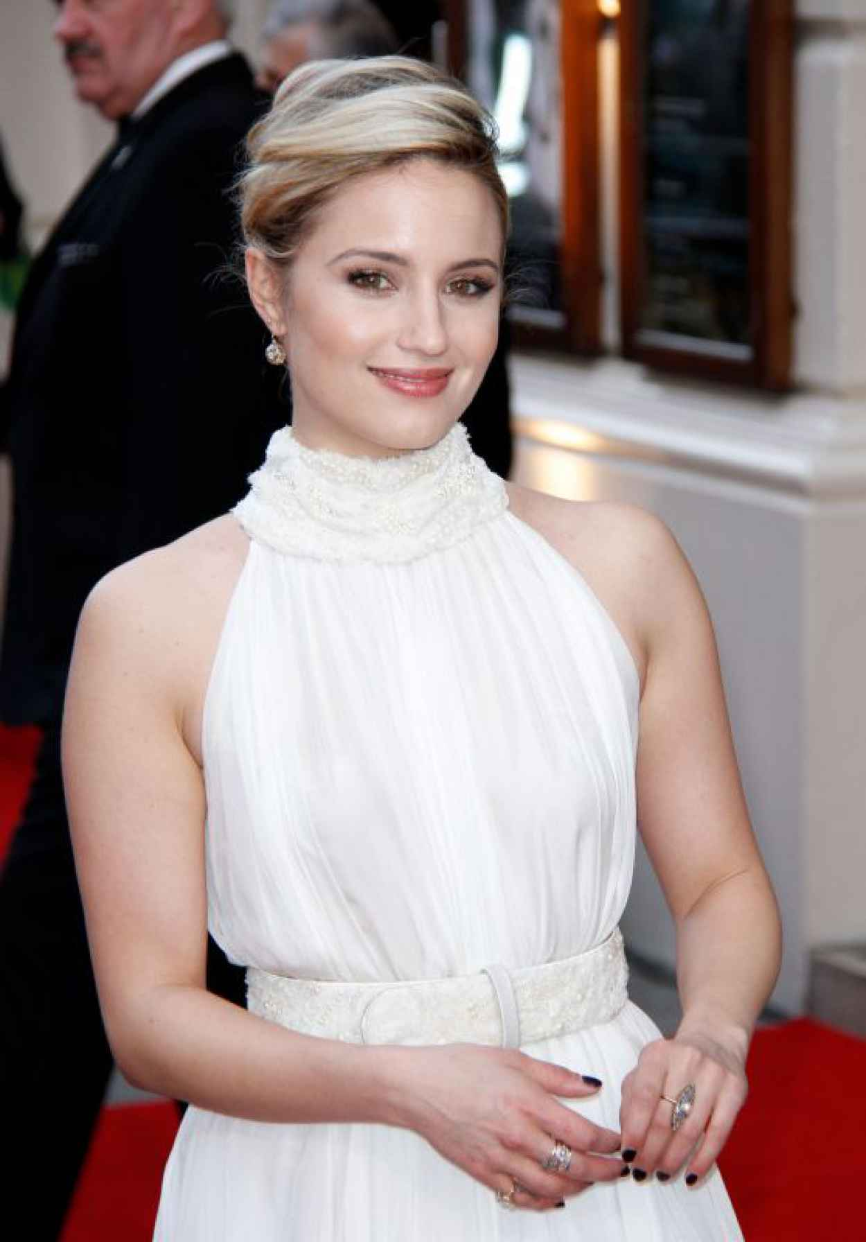 Dianna Agron - 2015 Olivier Awards in London-1