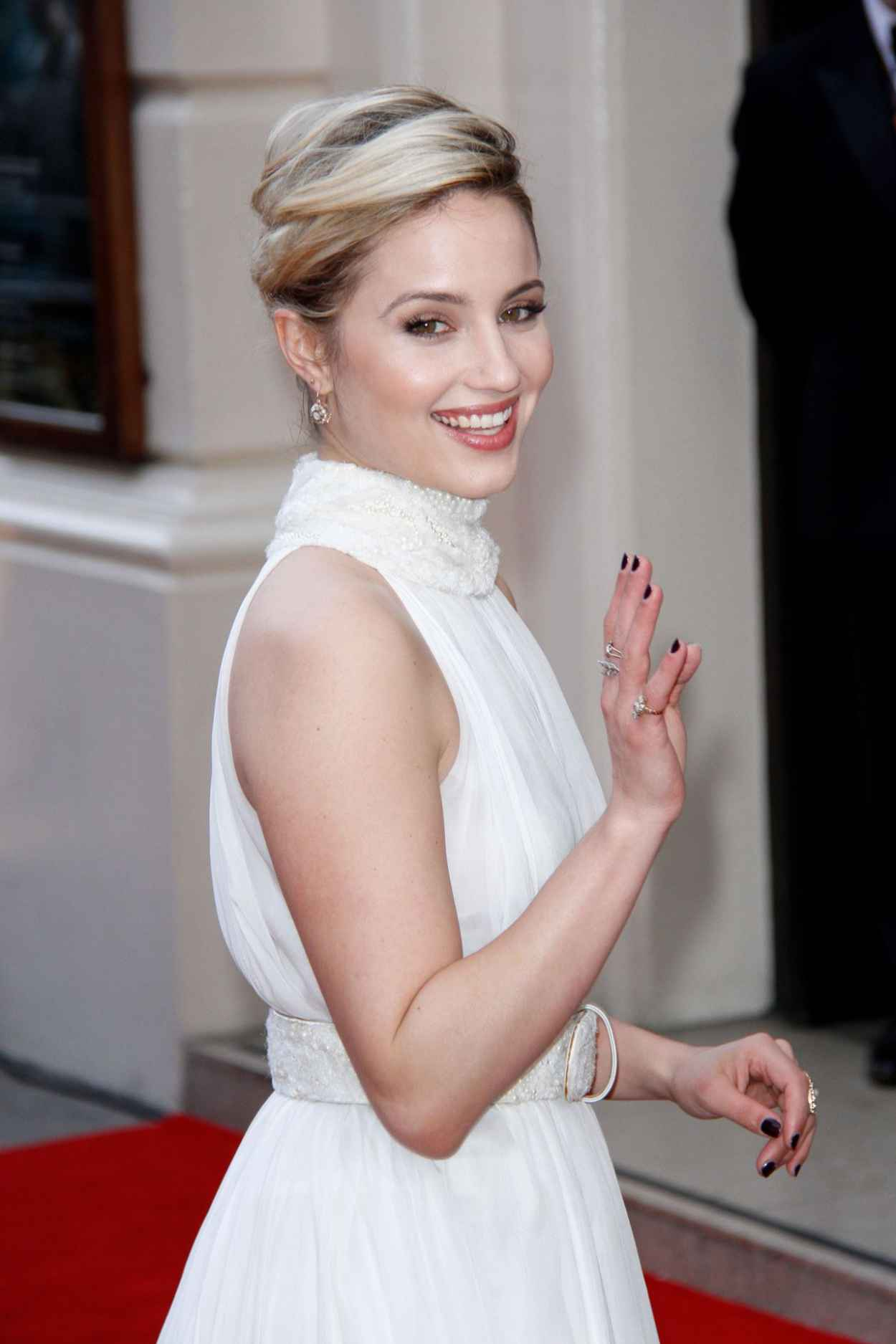 Dianna Agron - 2015 Olivier Awards in London-3