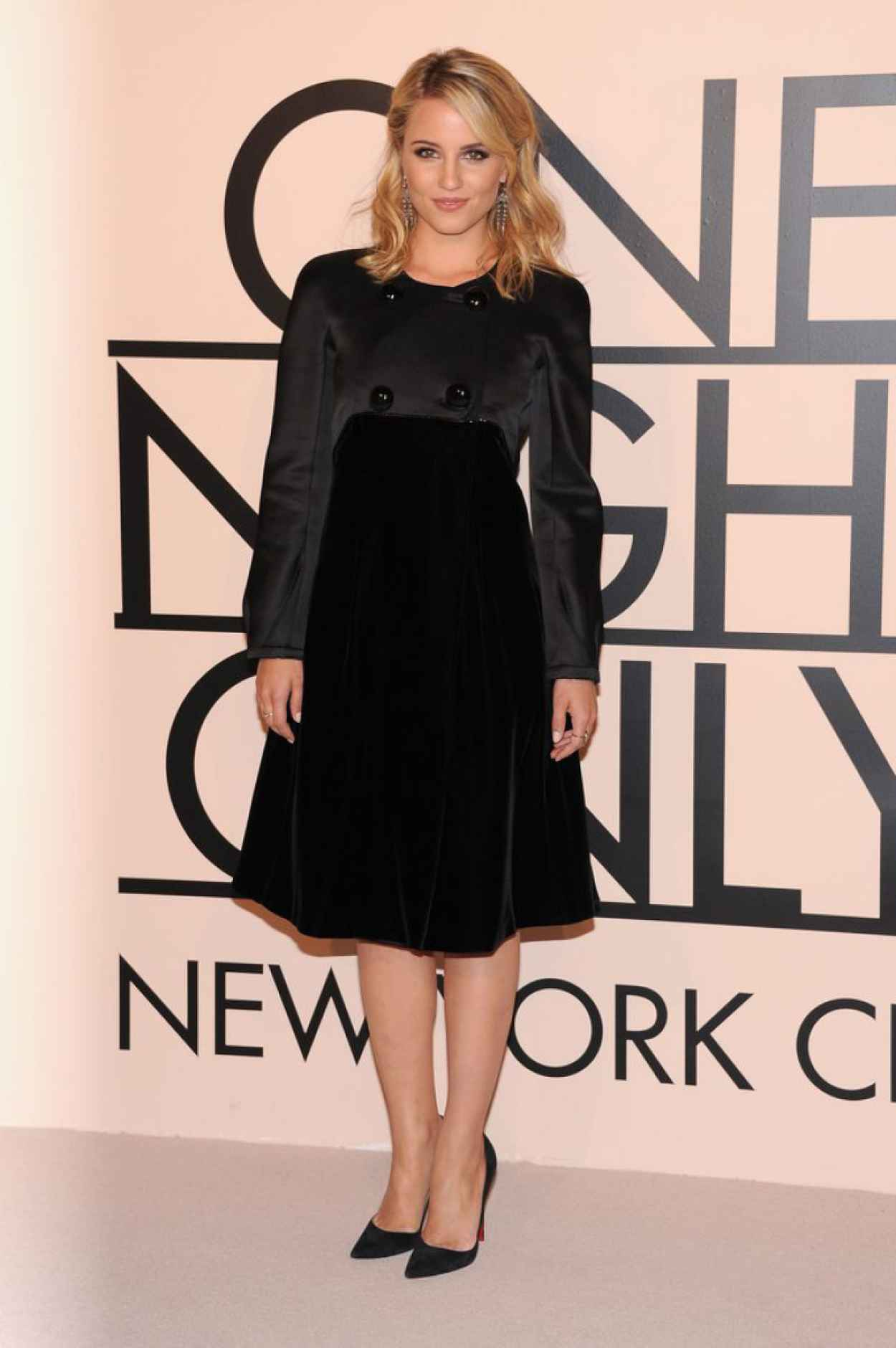 Dianna Agron at Giorgio Armani One Night Only New York City-1