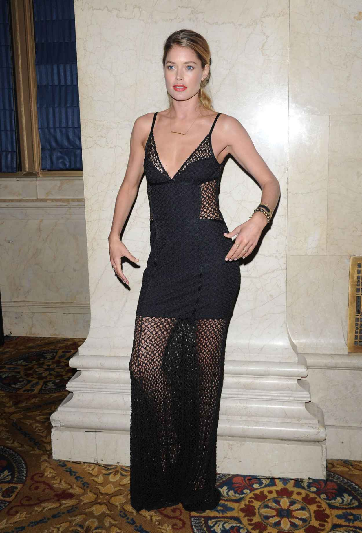 Doutzen Kroes - 30th Annual Night Of Stars at Cipriani Wall Street-2