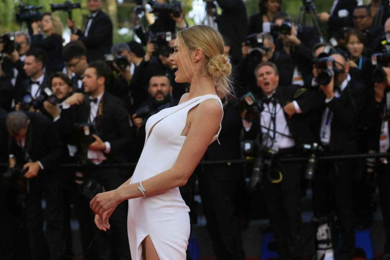 Doutzen Kroes - La Tete Haute Premiere - 2015 Cannes Film Festival-2