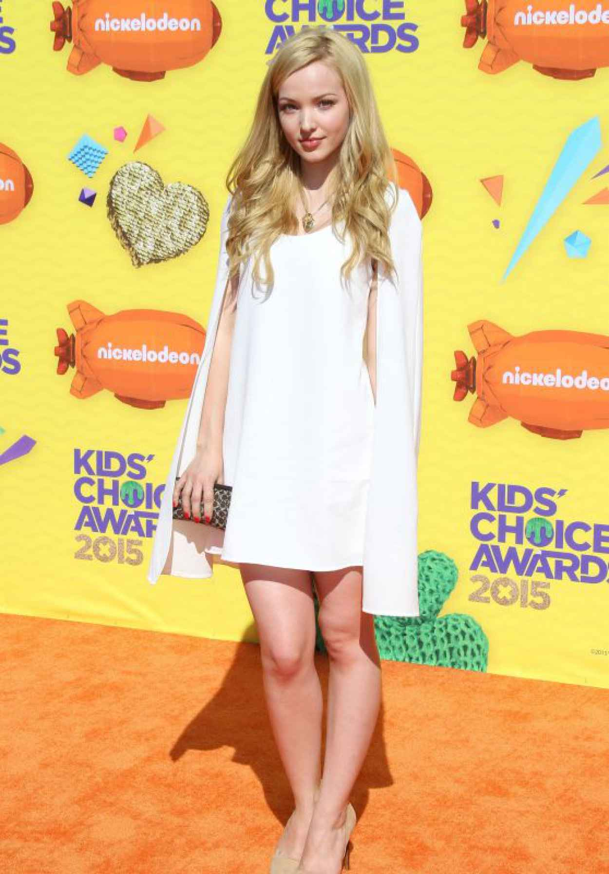 Dove Cameron - 2015 Nickelodeon Kids Choice Awards in Inglewood-1