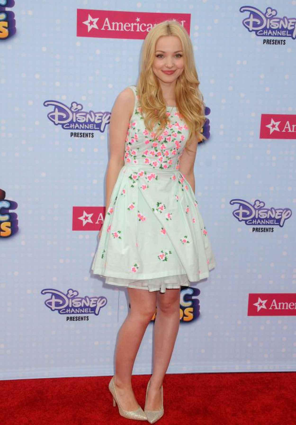 Dove Cameron - 2015 Radio Disney Music Awards in Los Angeles-1