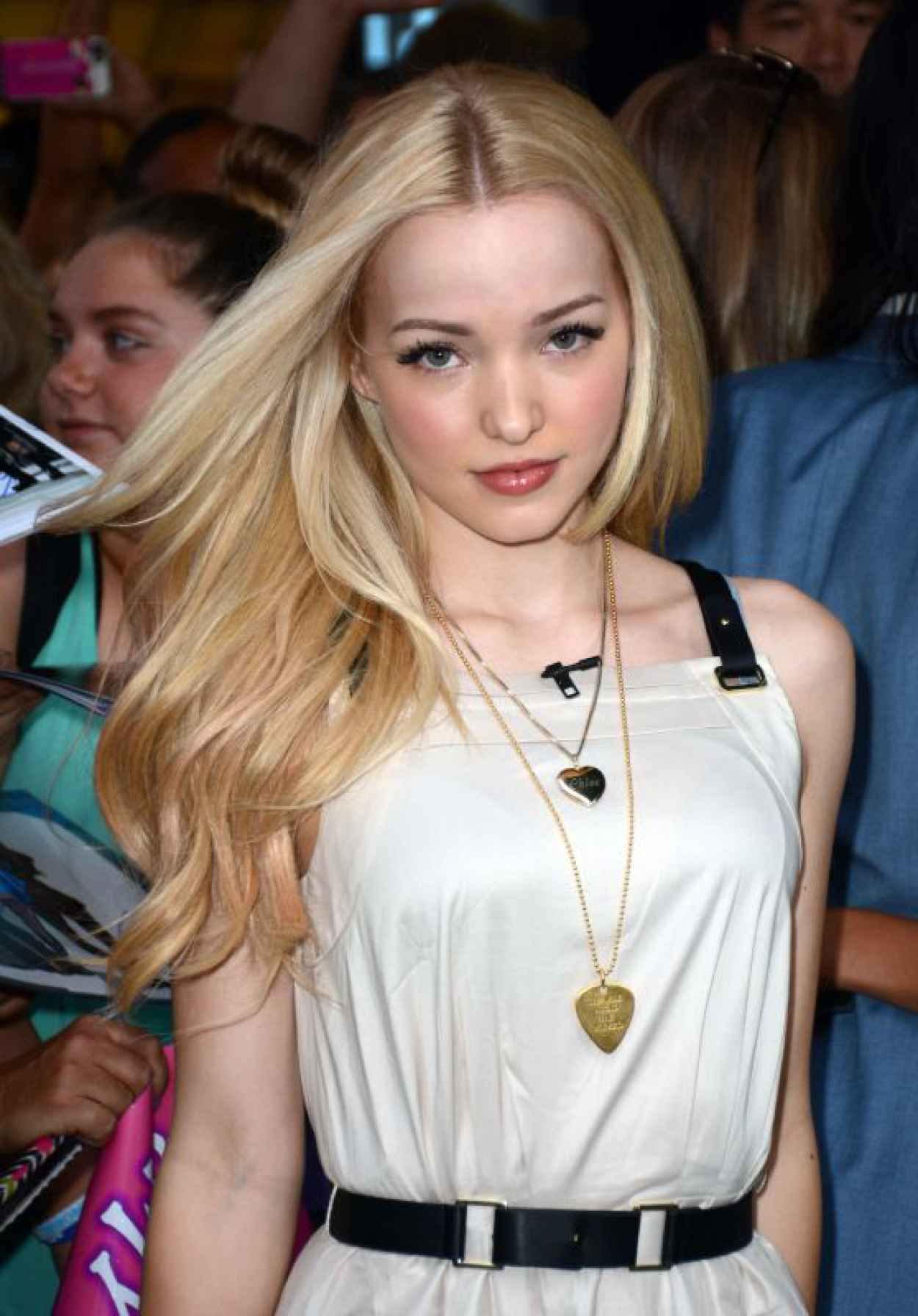 Dove Cameron at Good Morning America in New York City (part II), July 2015-1